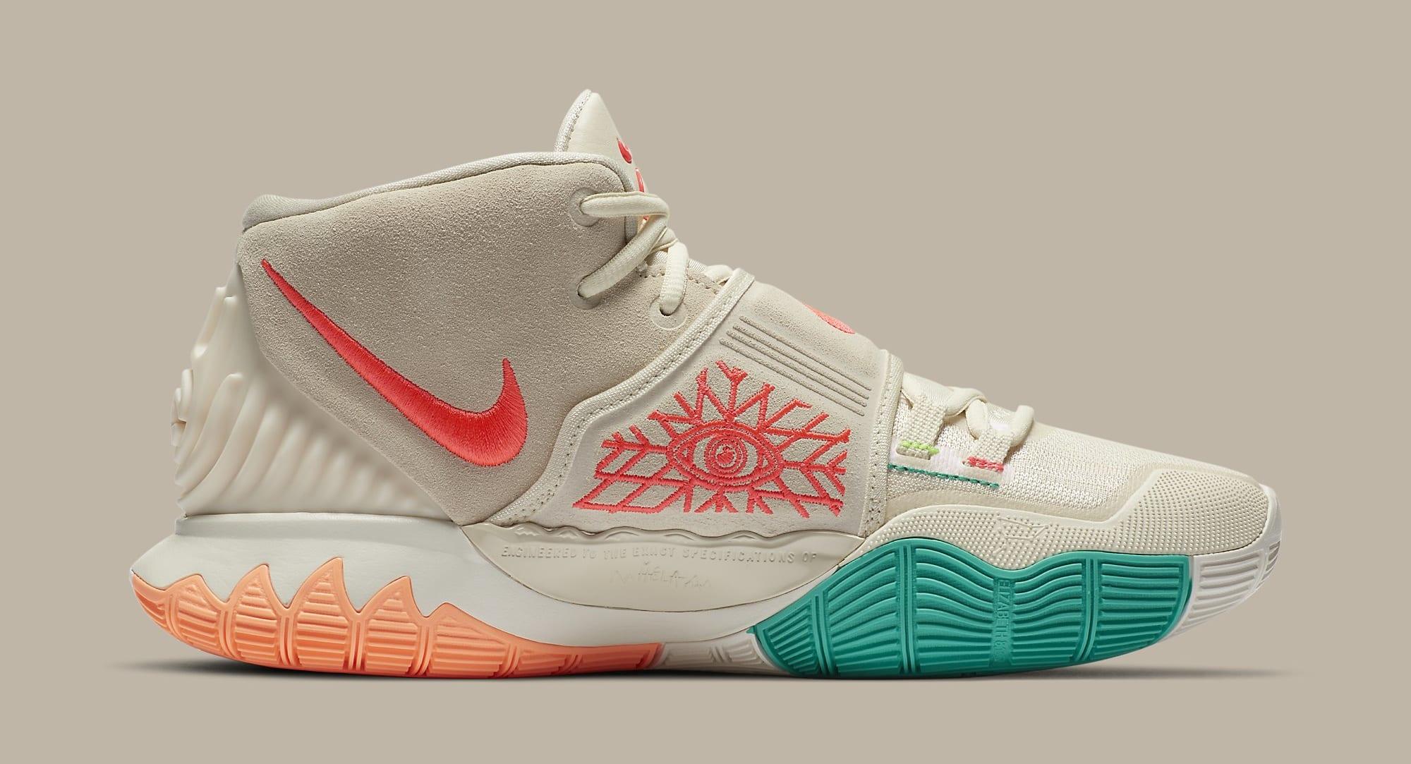 Nike Kyrie 6 'N7' CW1785-200 Medial