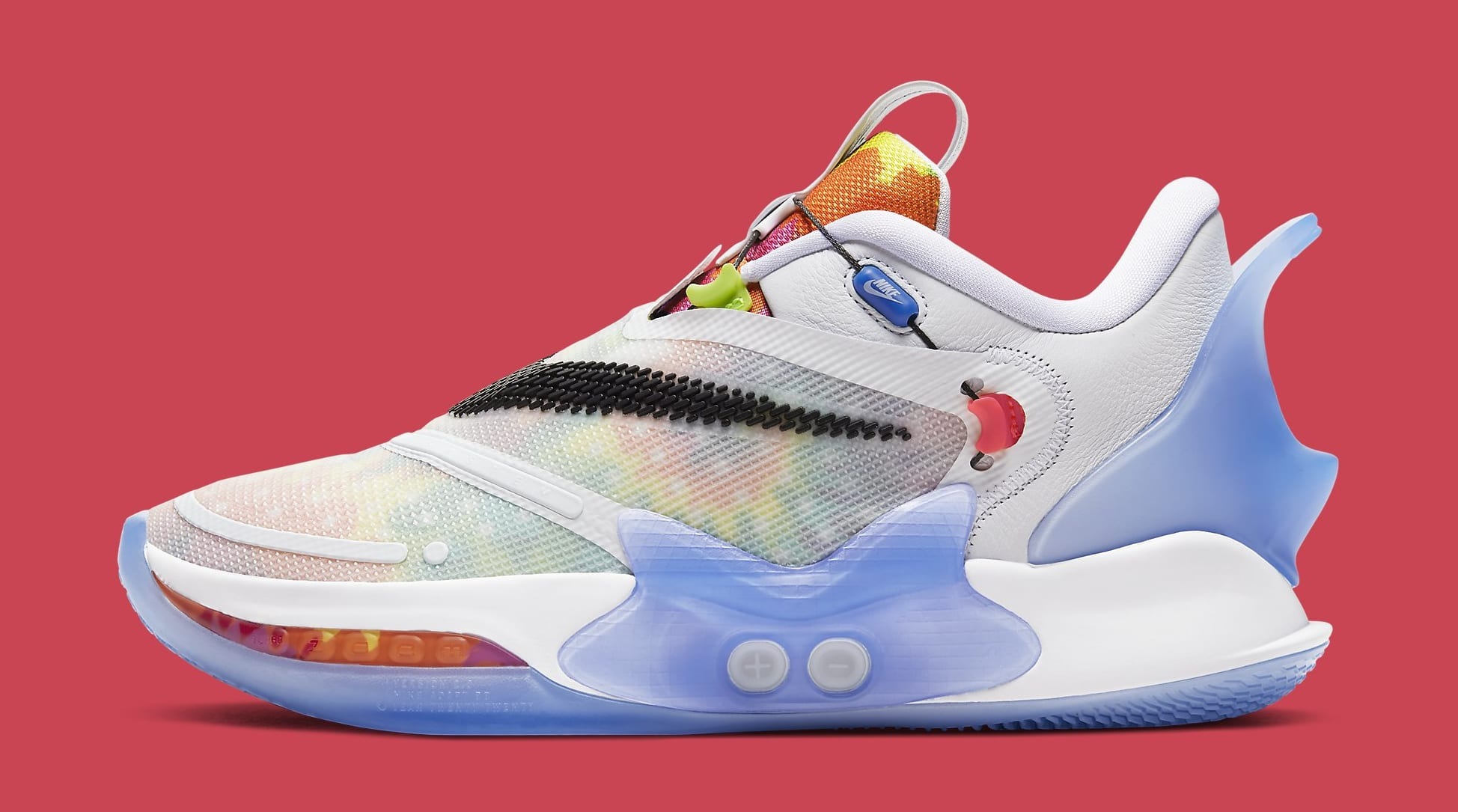 Nike Adapt BB 2.0 'Tie-Dye' BQ5397-100 Lateral