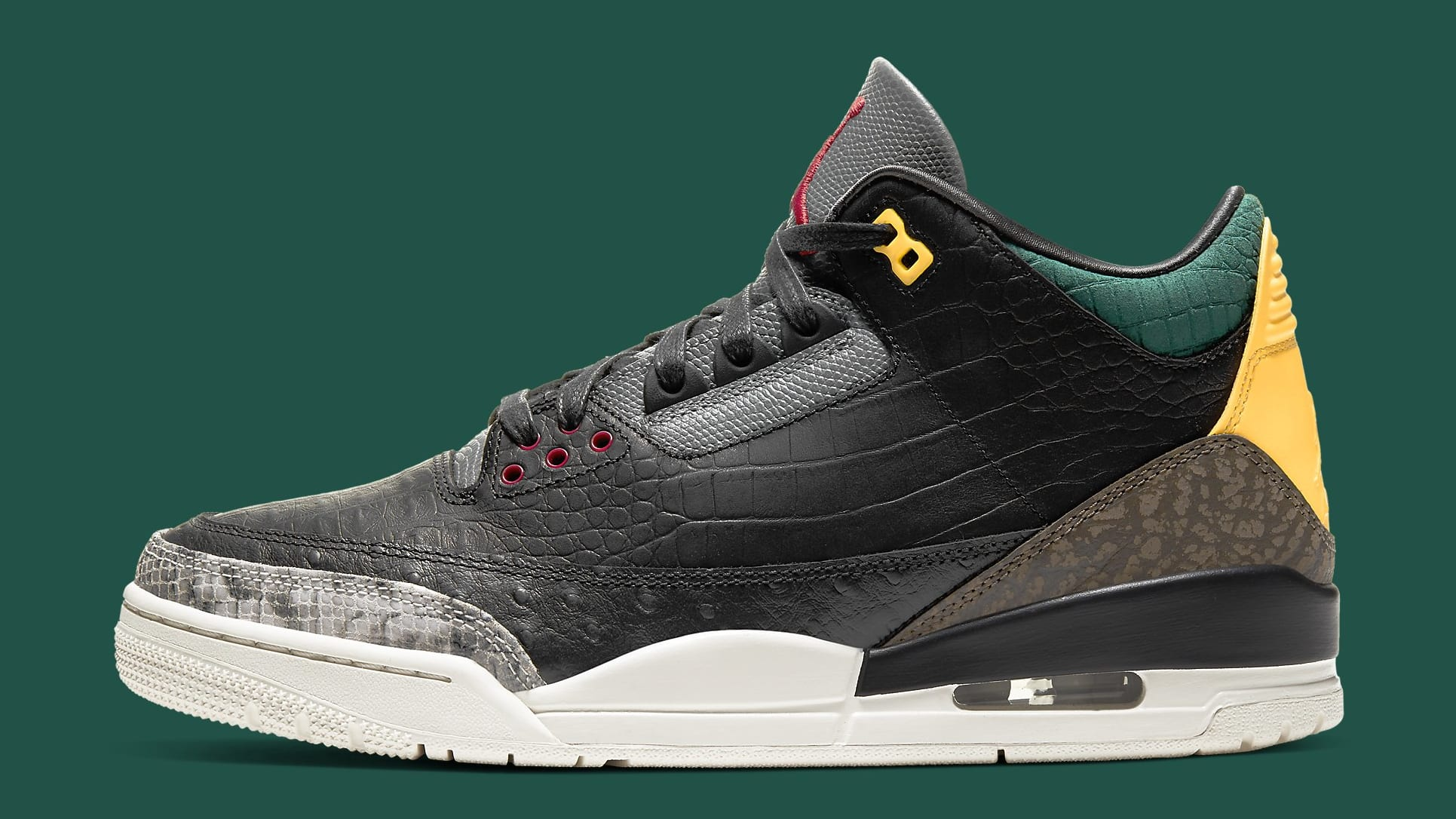Air Jordan 3 Animal Instinct 2.0 Release Date CV3583-003 Profile
