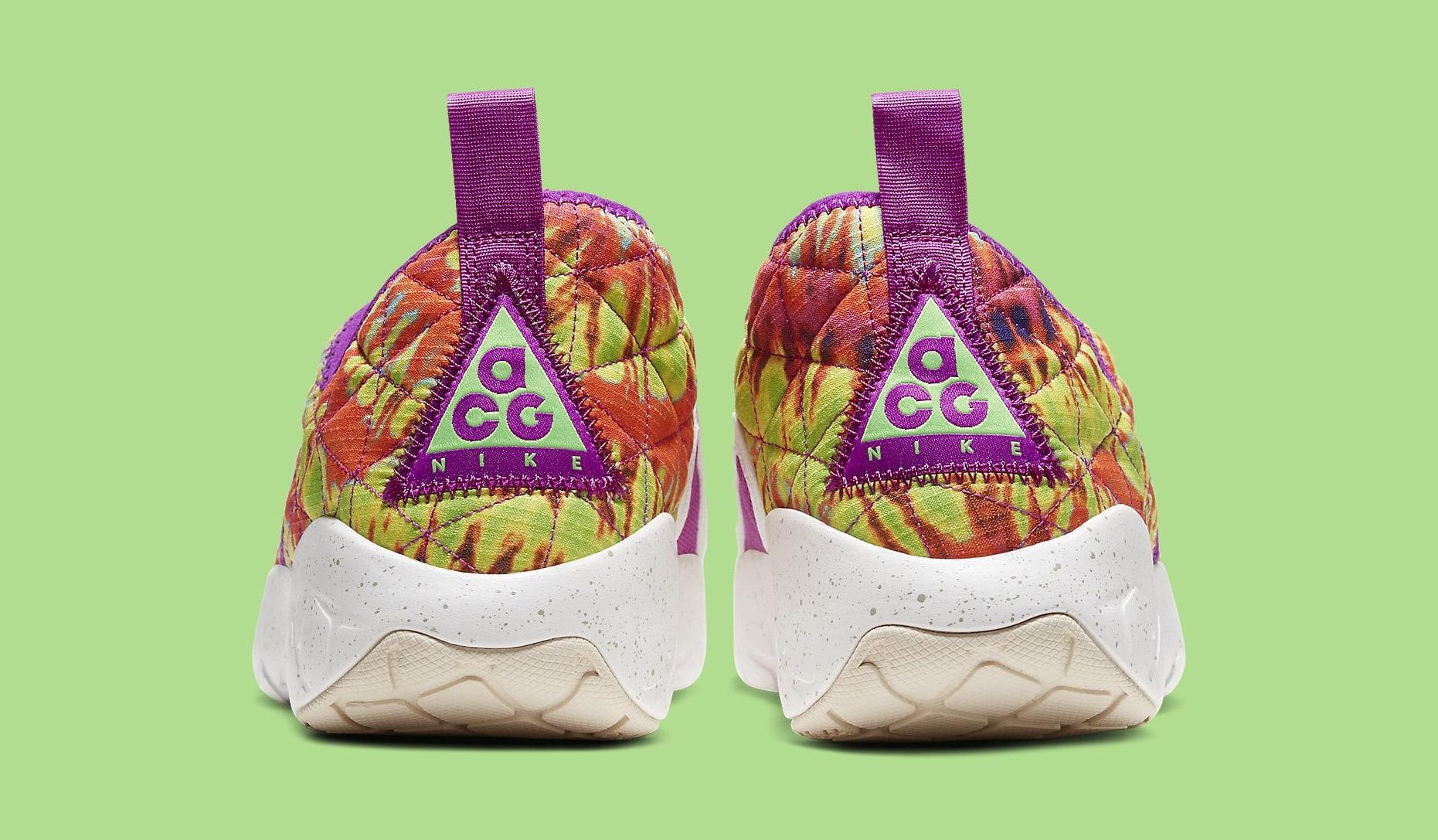 Nike ACG Moc 3.0 'Tie-Dye' CW2463-300 Heel