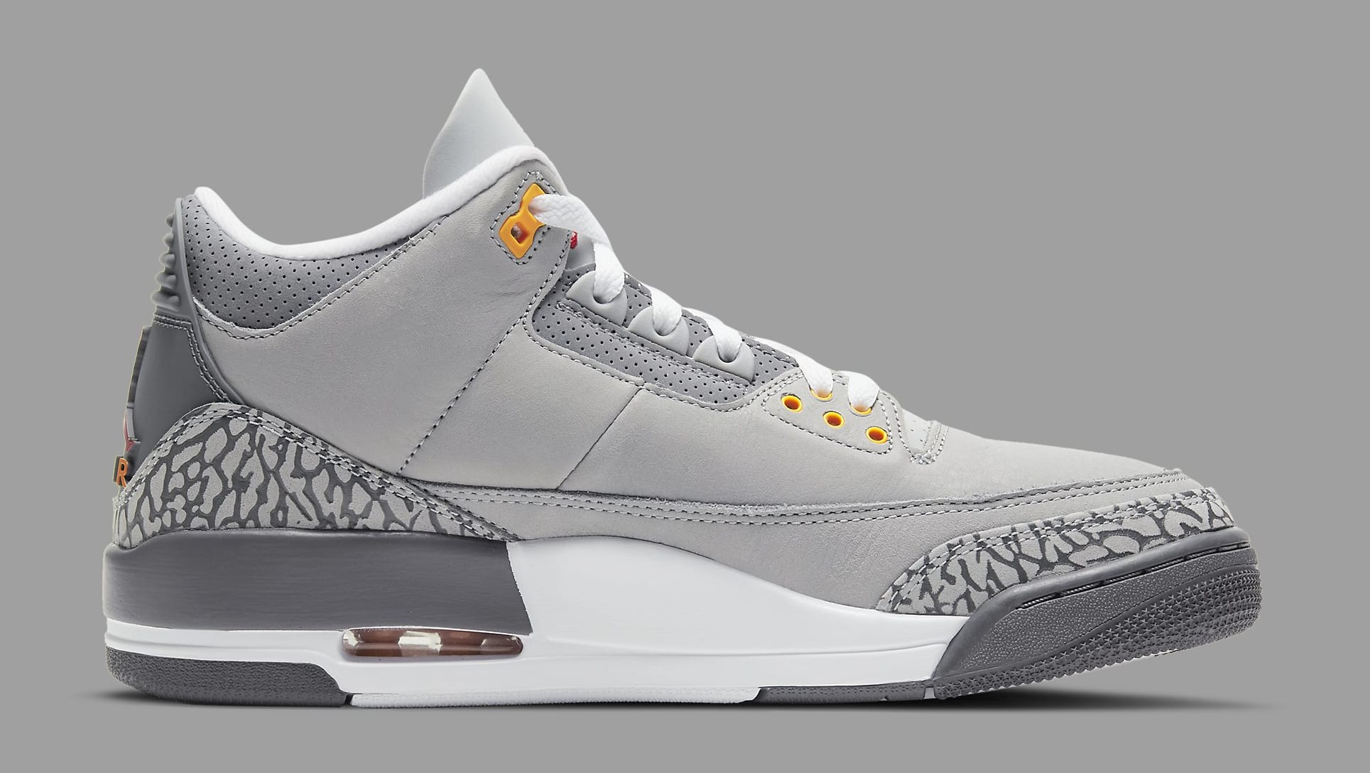 Air Jordan 3 Retro 'Cool Grey' 2021 CT8532-012 Medial
