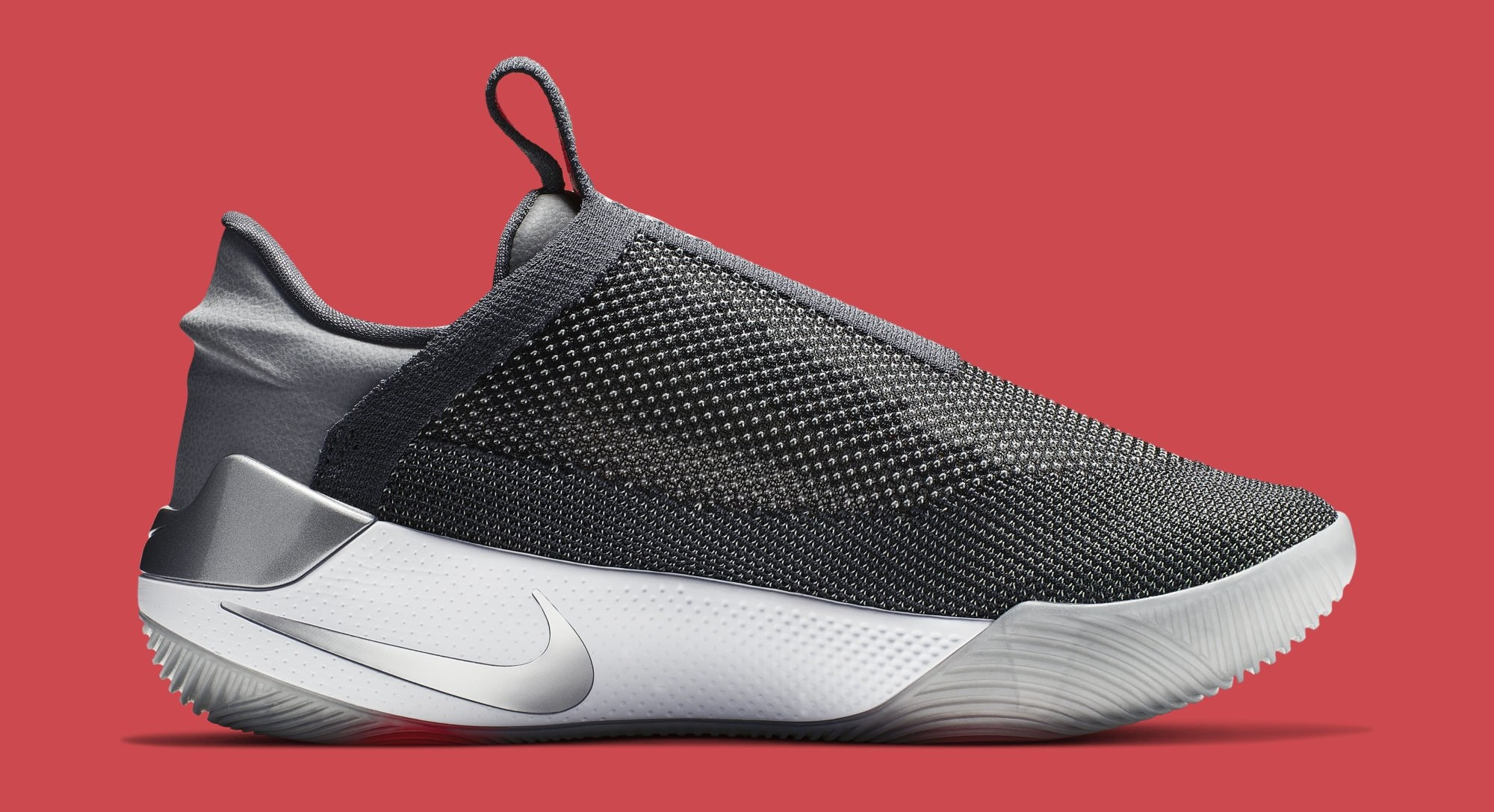 Nike Adapt BB 'Dark Grey' AO2582-004 (Medial)