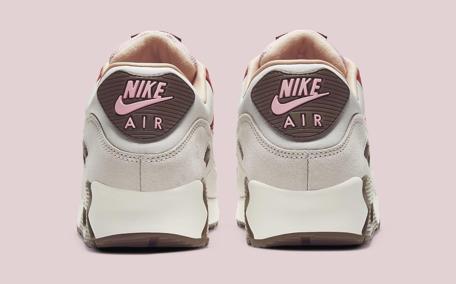 Nike Air Max 90 'Bacon' CU1816-100 Heel