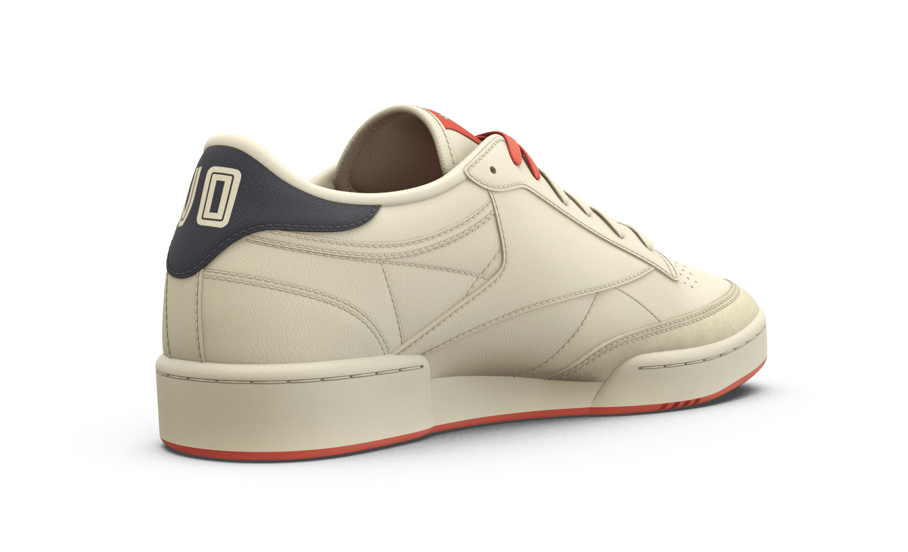 Reebok Club C 'Vote' First Pitch Medial
