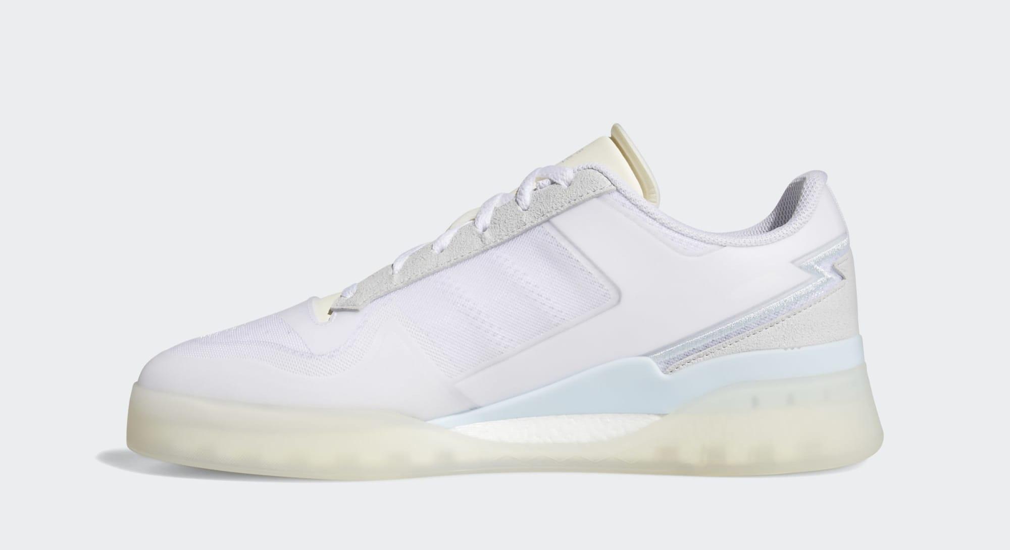 Adidas Forum Low Tech Boost 'Cloud White' Q46357 Medial