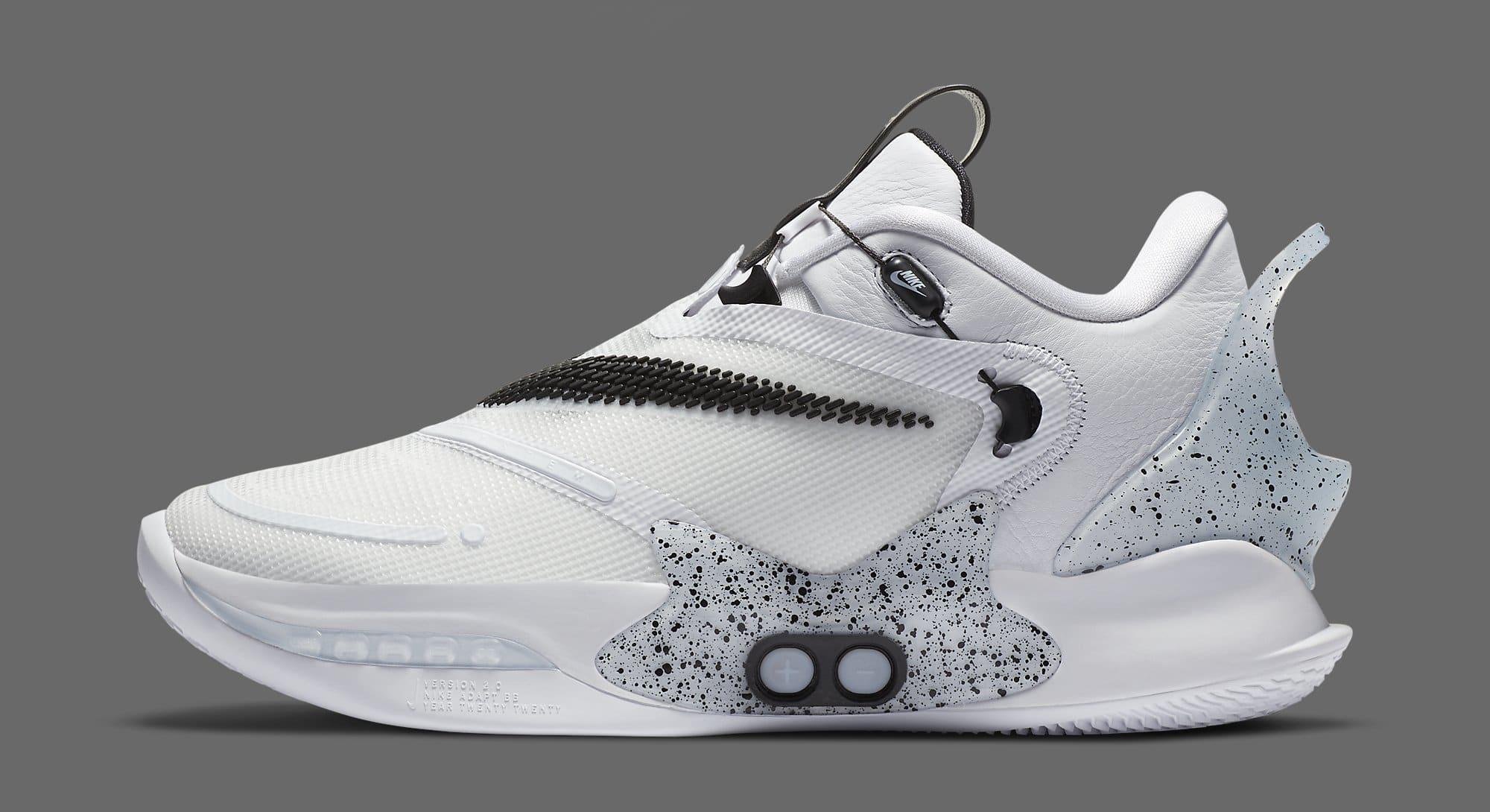 Nike Adapt BB 2.0 'Oreo' BQ5397-101 Lateral