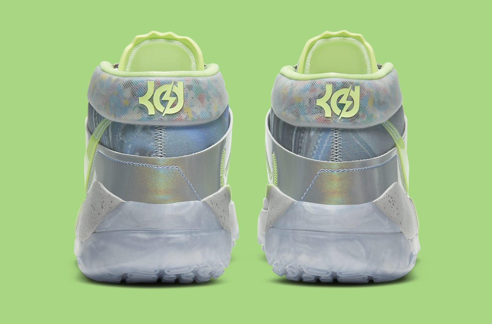 Nike KD 13 'All-Star' CW3159-001 Heel