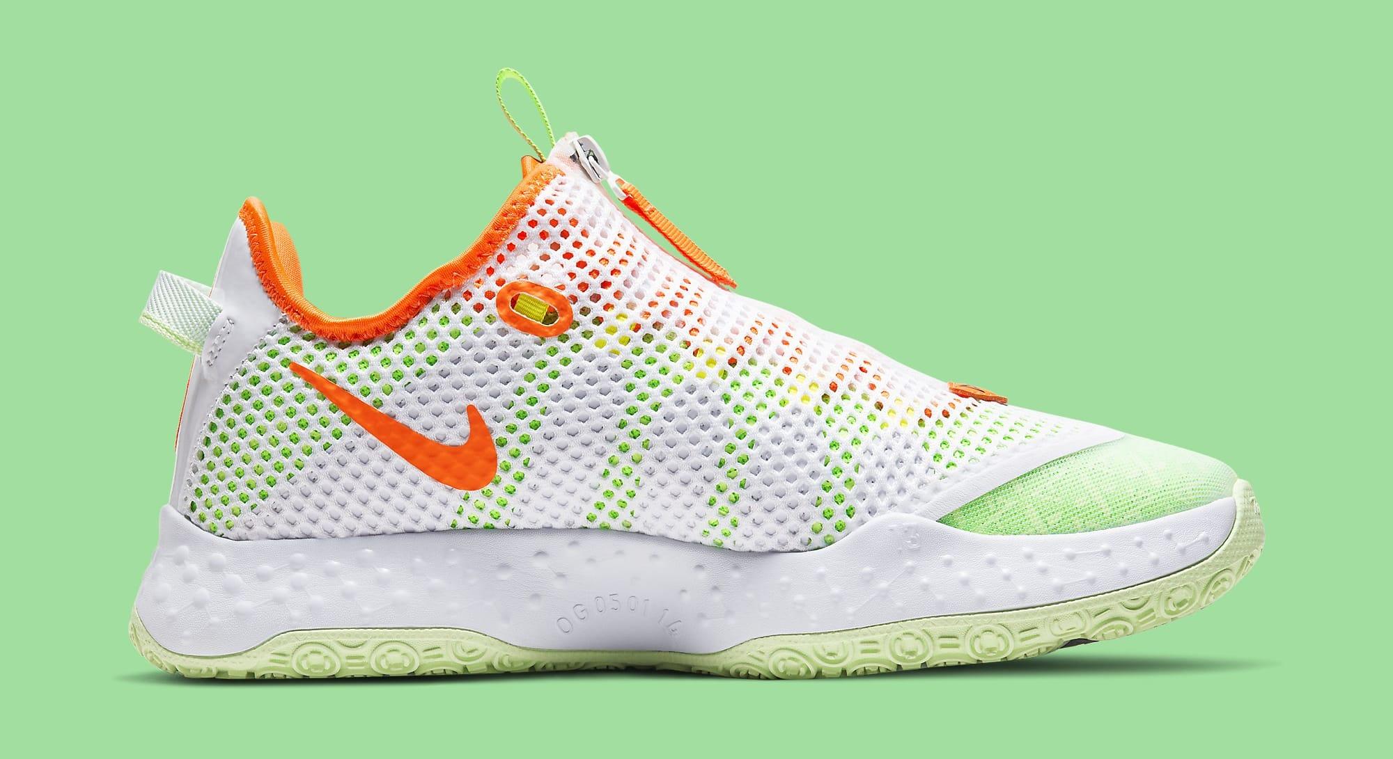 Gatorade x Nike PG 4 CD5086-100 Medial
