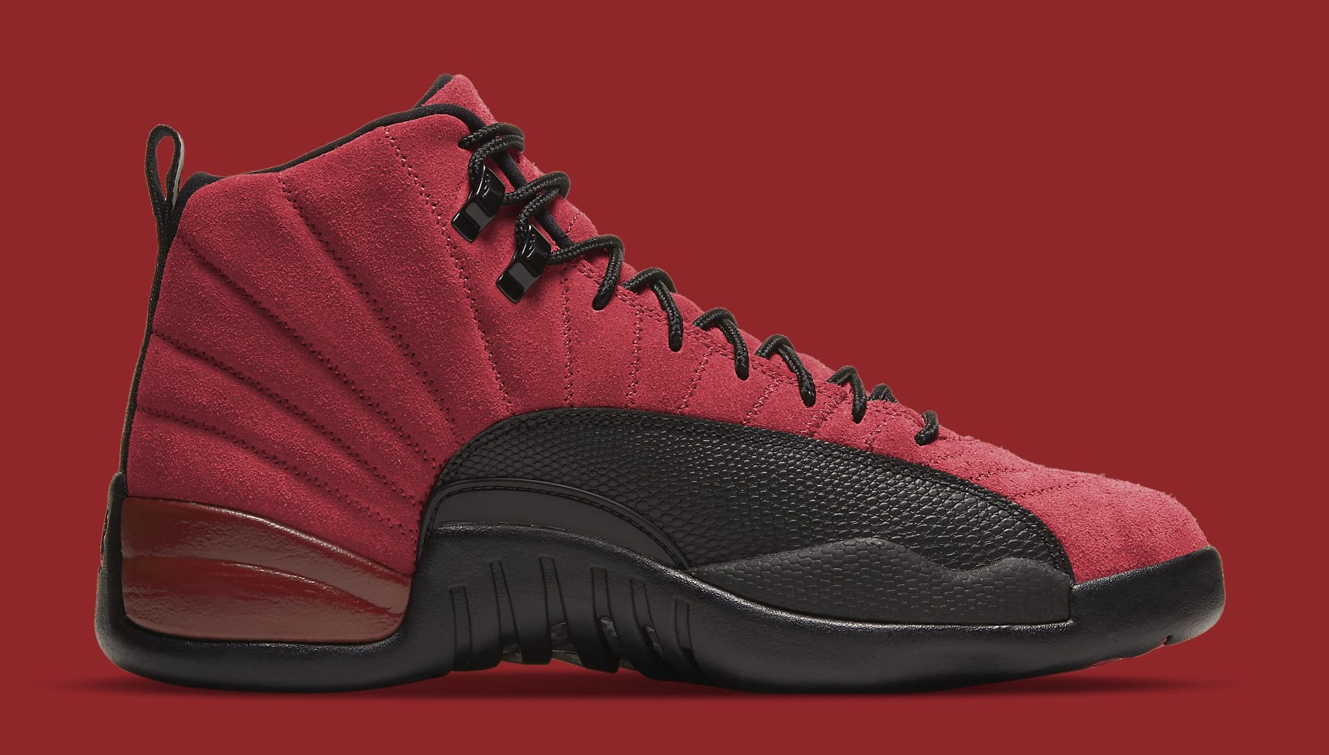 Air Jordan 12 Retro 'Reverse Flu Game' CT8013-602 Medial