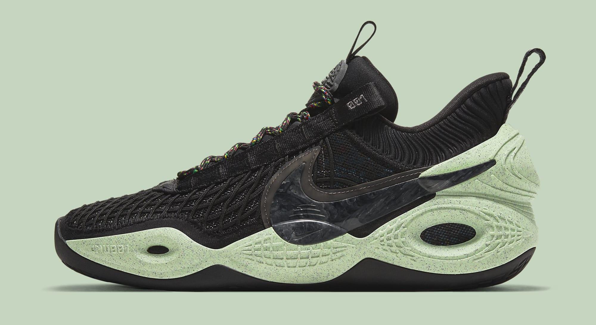 Nike Cosmic Unity 'Green Glow' DA6725-001 Lateral