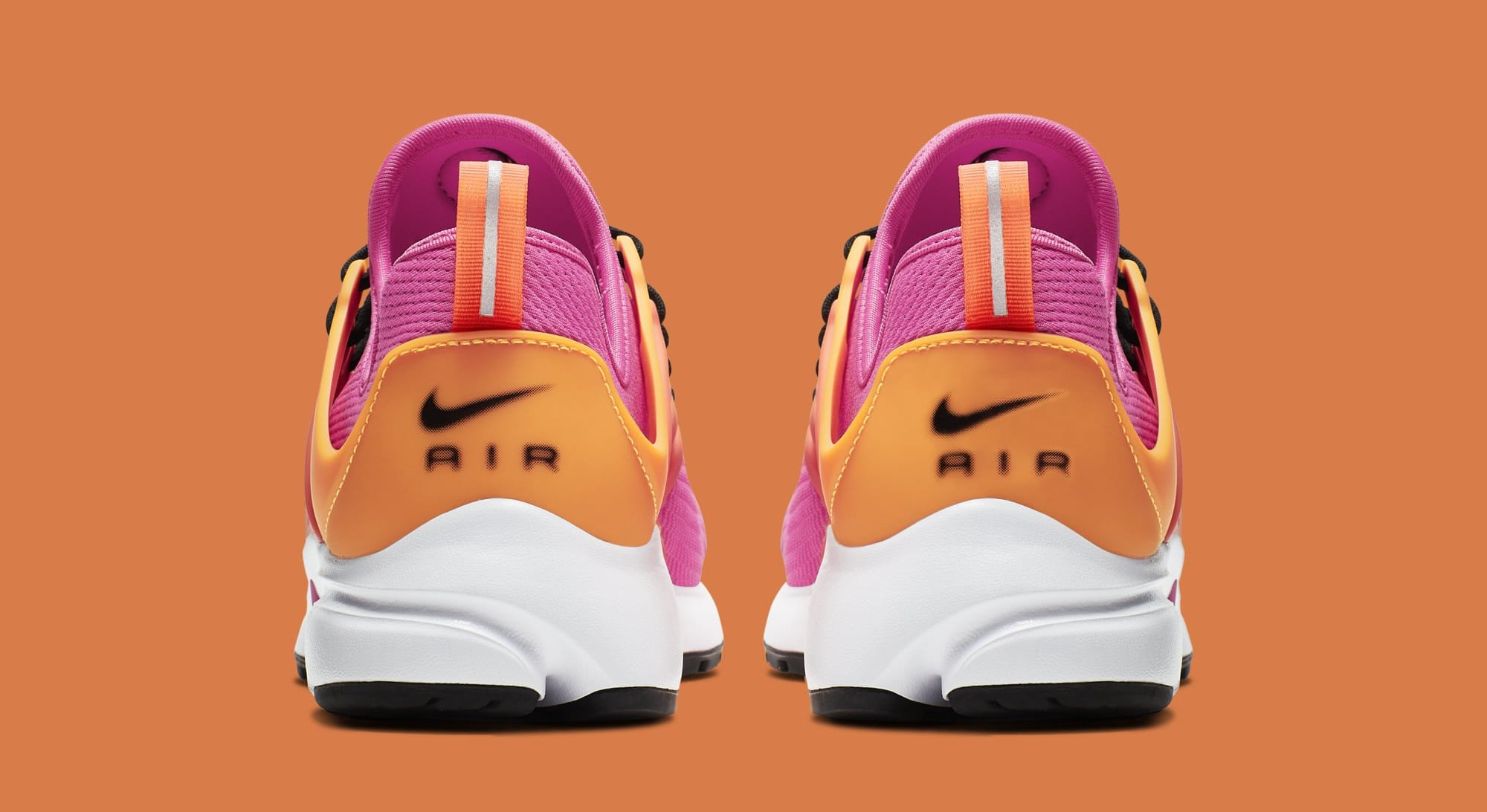 separation shoes 8512a 04762 Image via Nike WMNS Nike Air Presto  Laser Fuchsia  878068-607 (Heel)