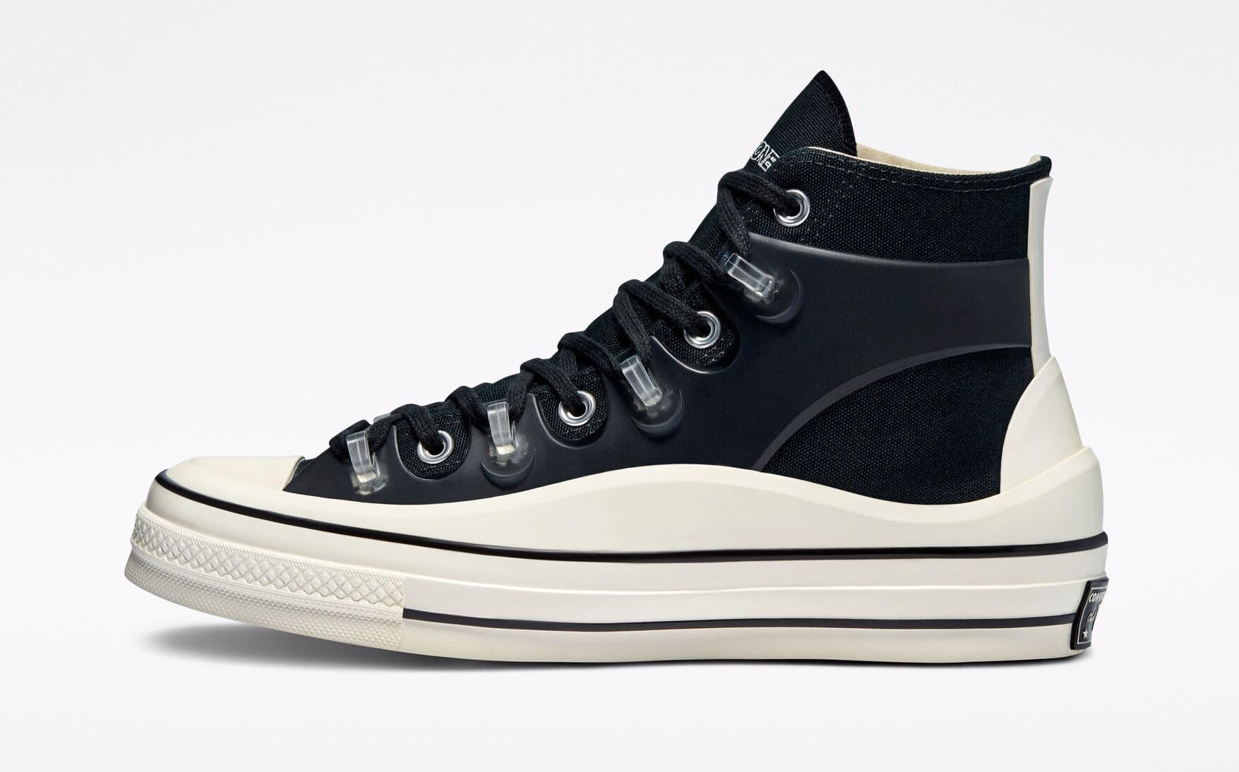 Kim Jones x Converse Chuck 70 'Black' 171257C Lateral
