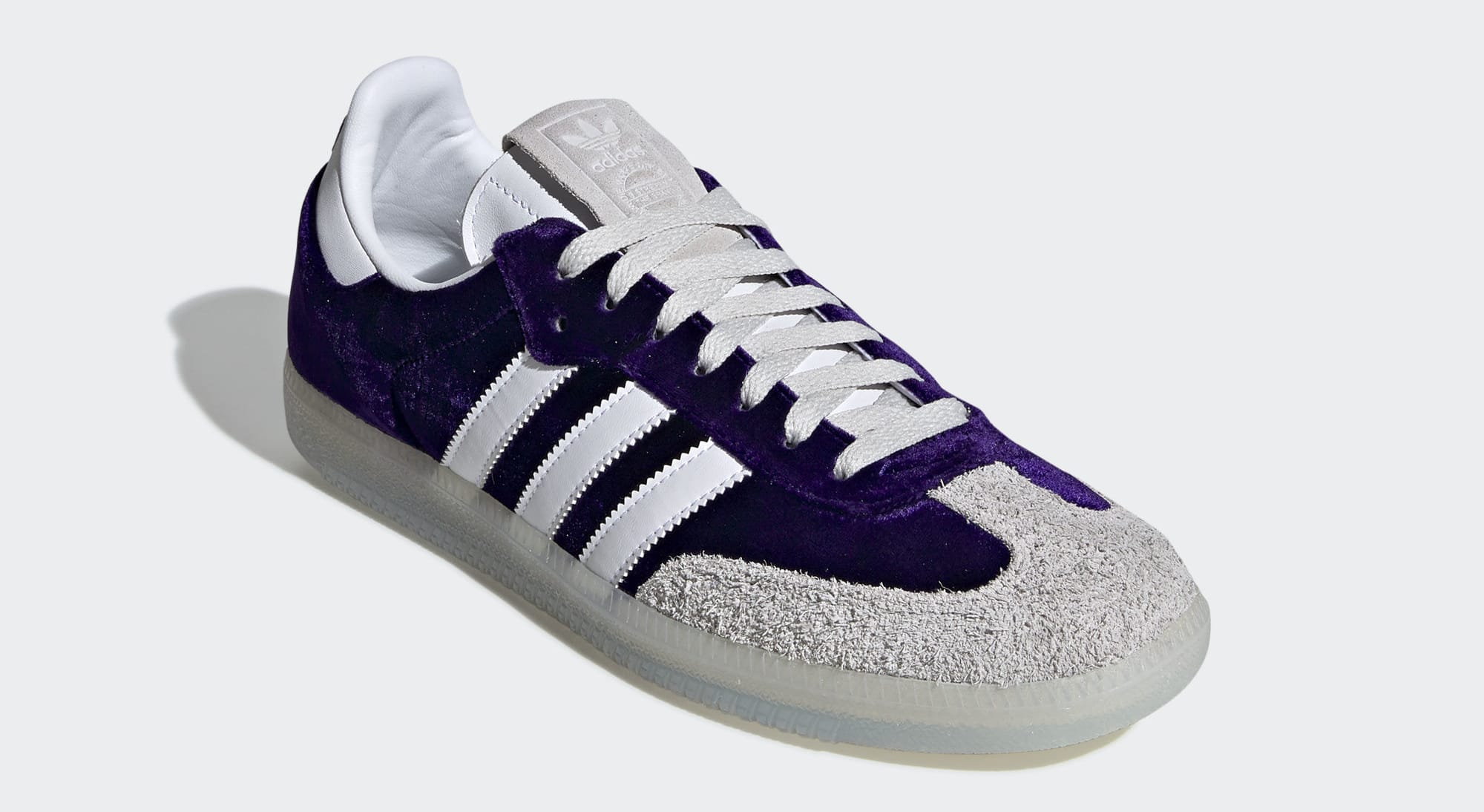 Adidas Samba 'Purple Haze' DB3011 (Toe)