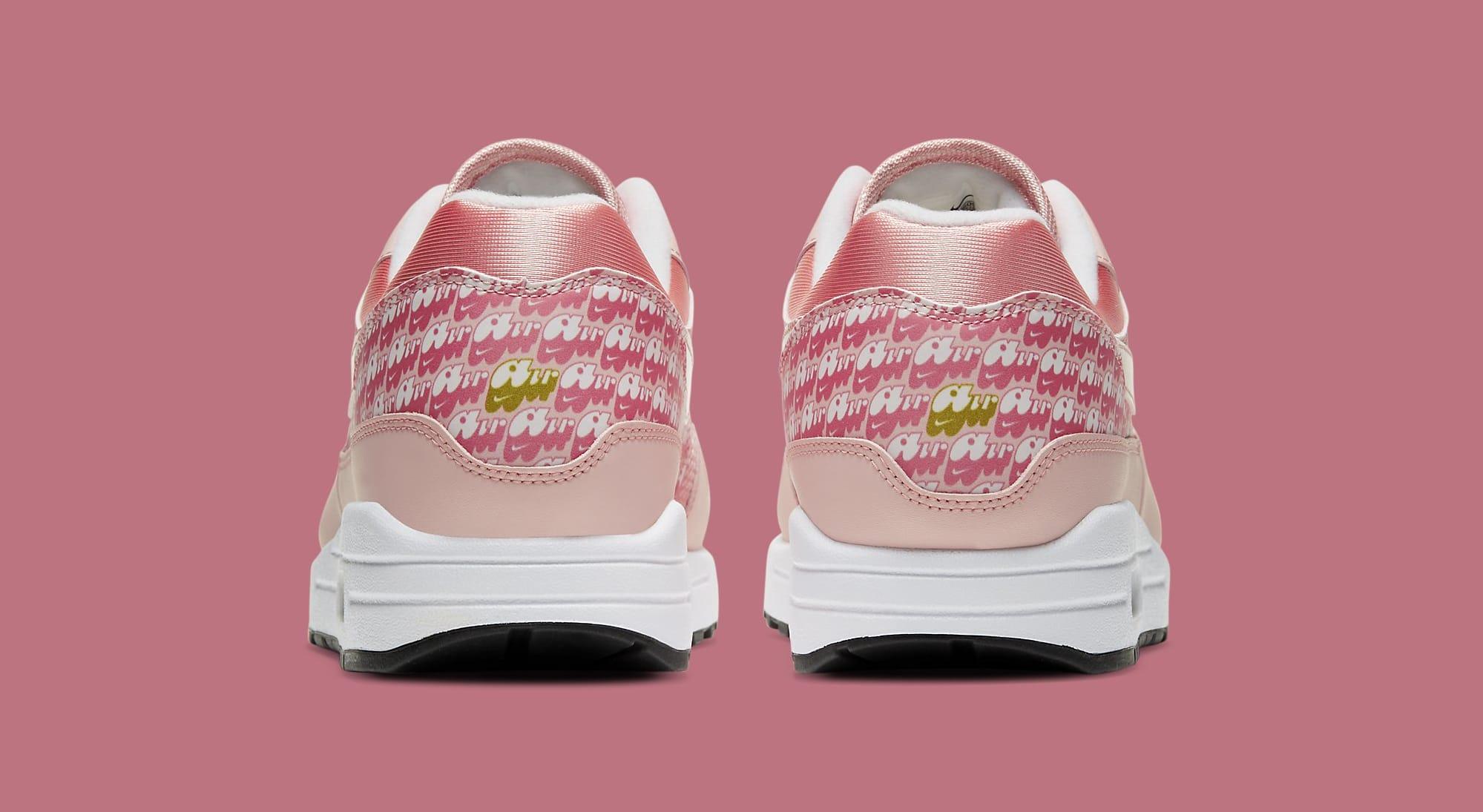 Nike Air Max 1 'Strawberry Lemonade' CJ0609-600 Heel