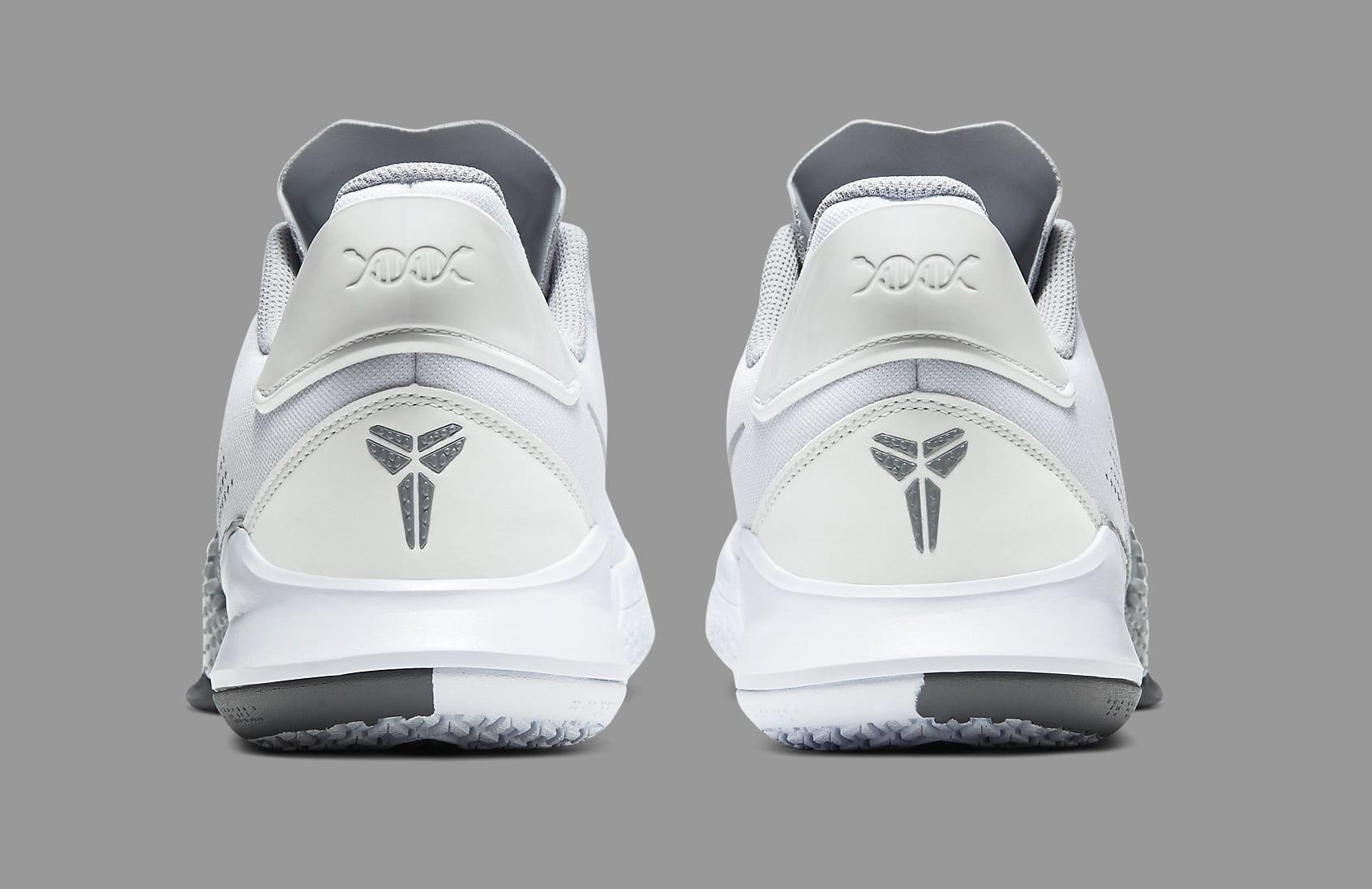 Nike Kobe Mamba Fury CK2087-100 Heel