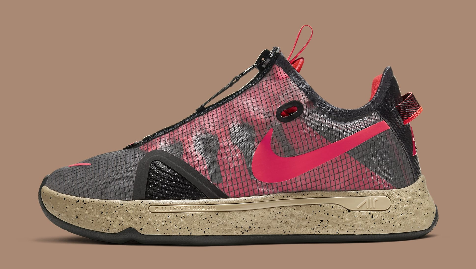Nike PG 4 'PCG' CZ2241-900 Lateral