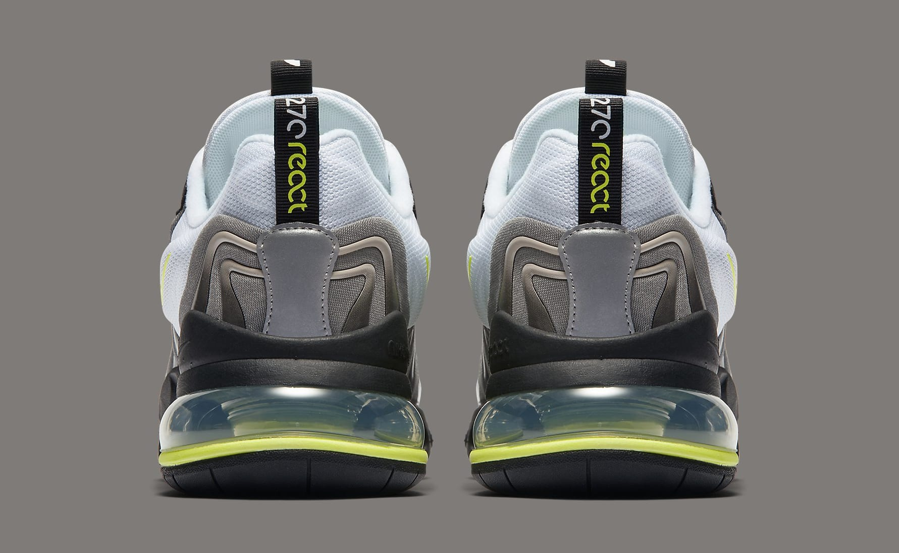 Nike Air Max 270 React Eng Neon Release Date Cw2623 001 Sole Collector