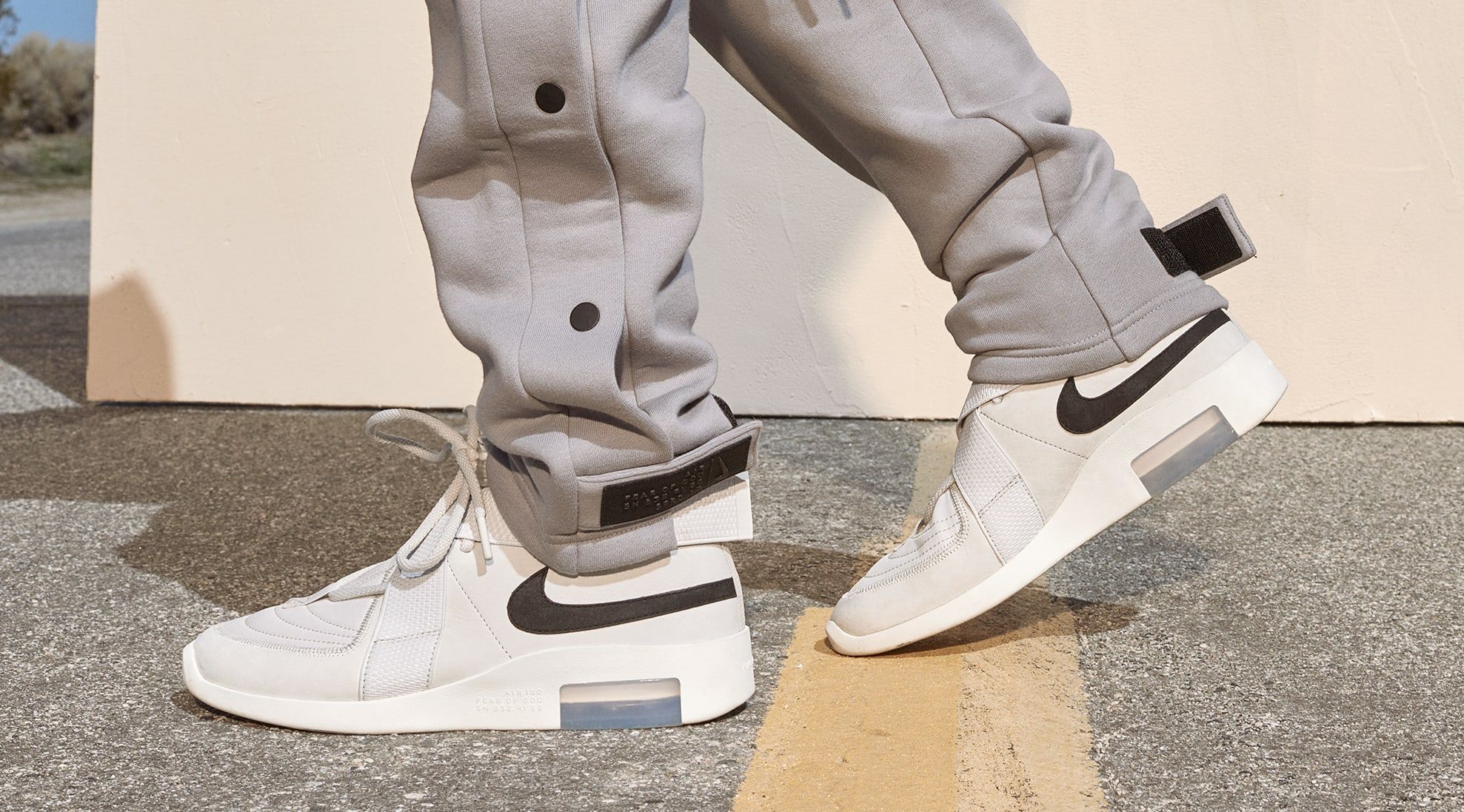 Nike Air Fear of God Spring/Summer 2019 Collection 1