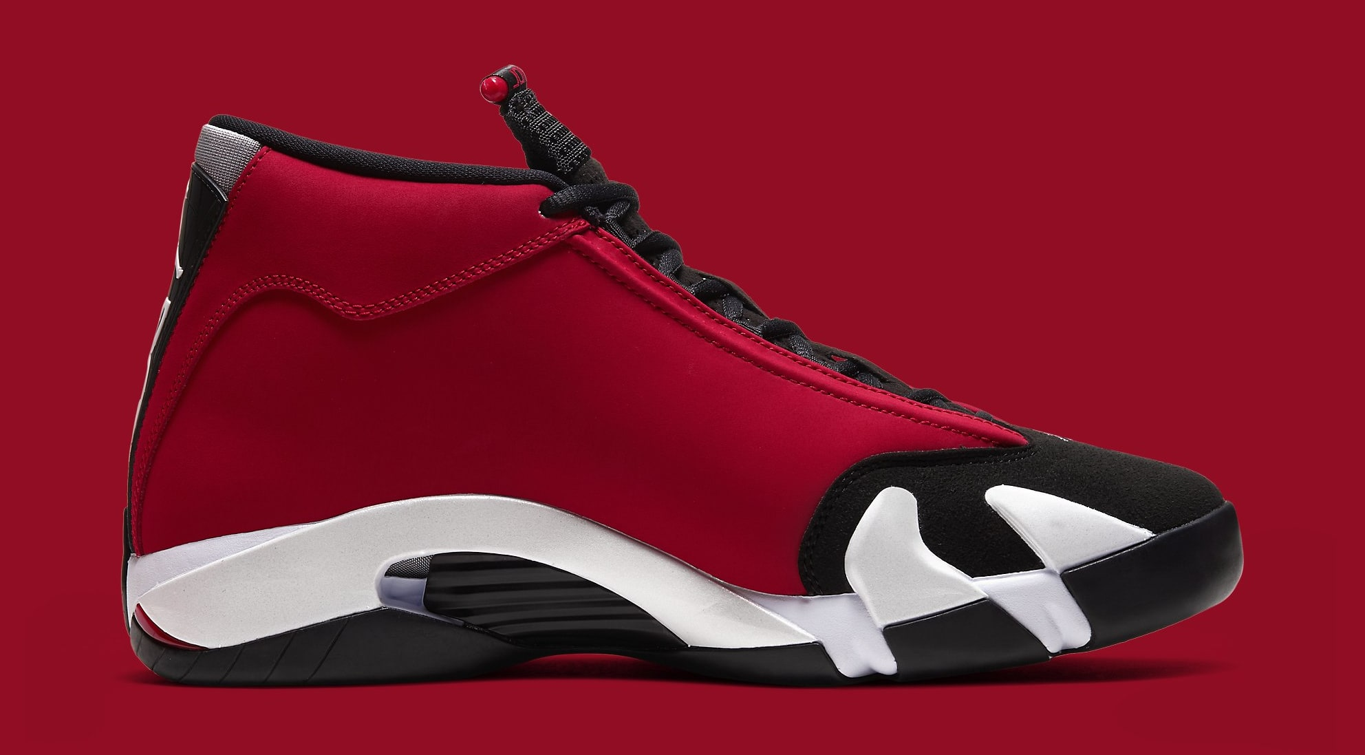 Air Jordan 14 Retro 'Gym Red' 487471-006 Medial