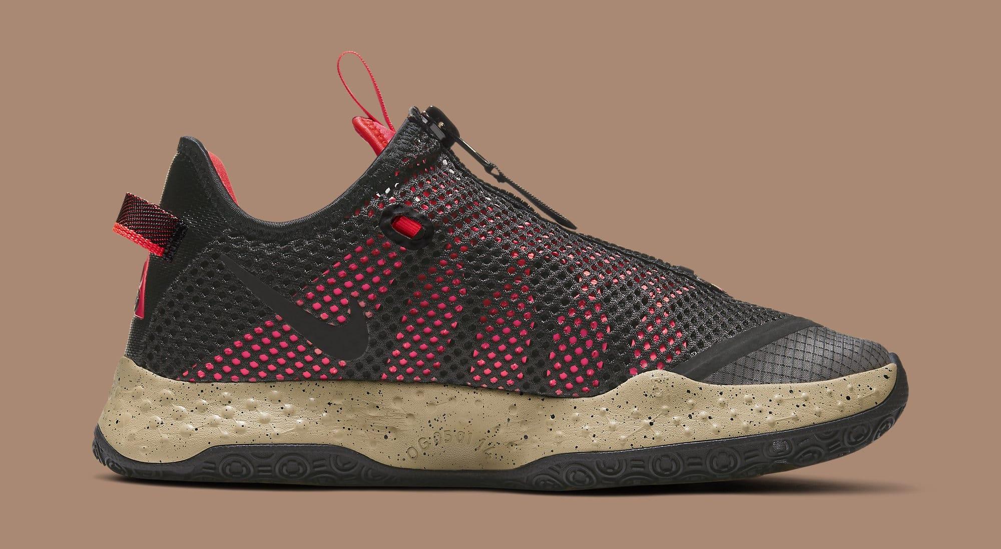 Nike PG 4 'PCG' CZ2241-900 Medial