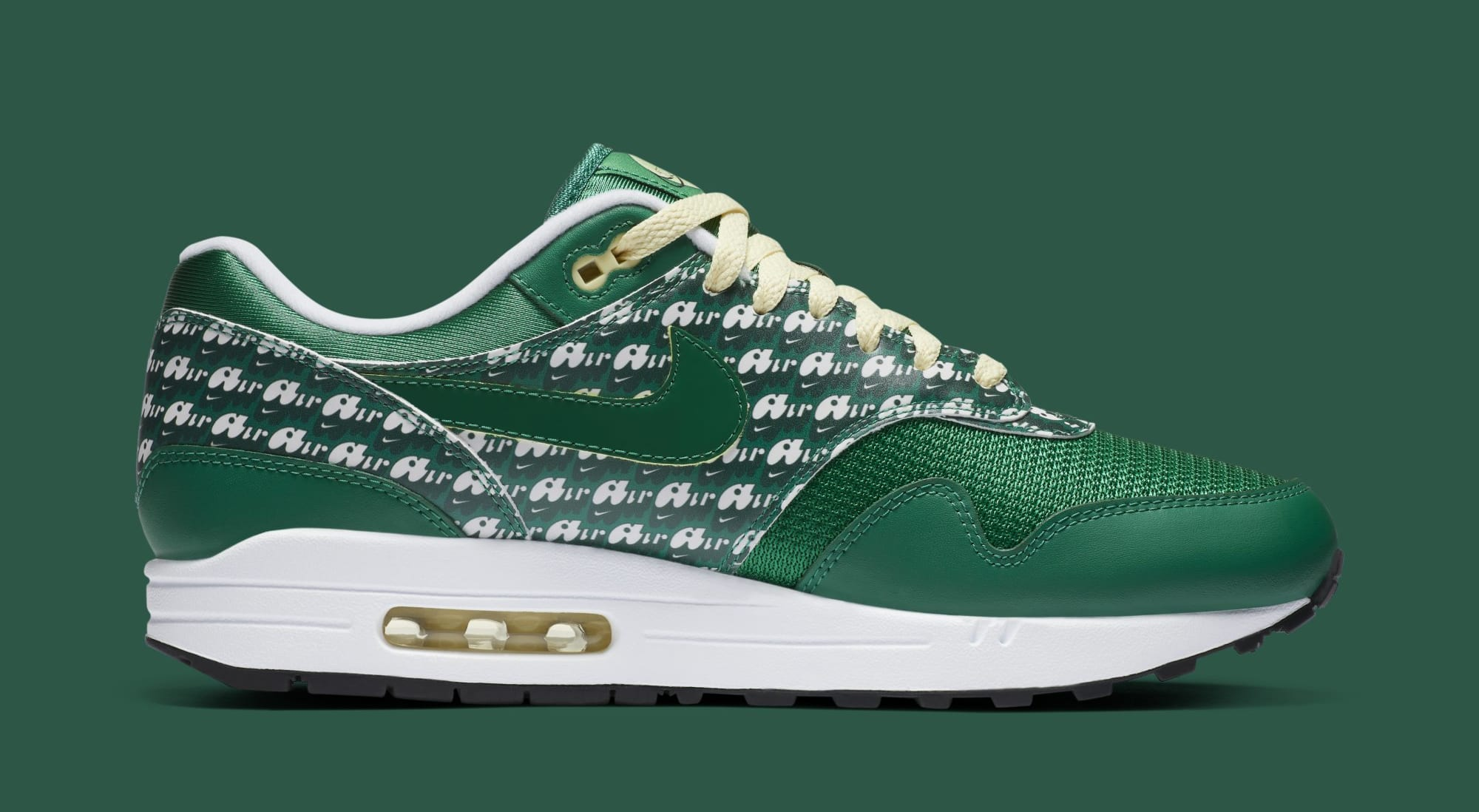 Nike Air Max 1 Premium 'Pine Green' CJ0609-300 Medial