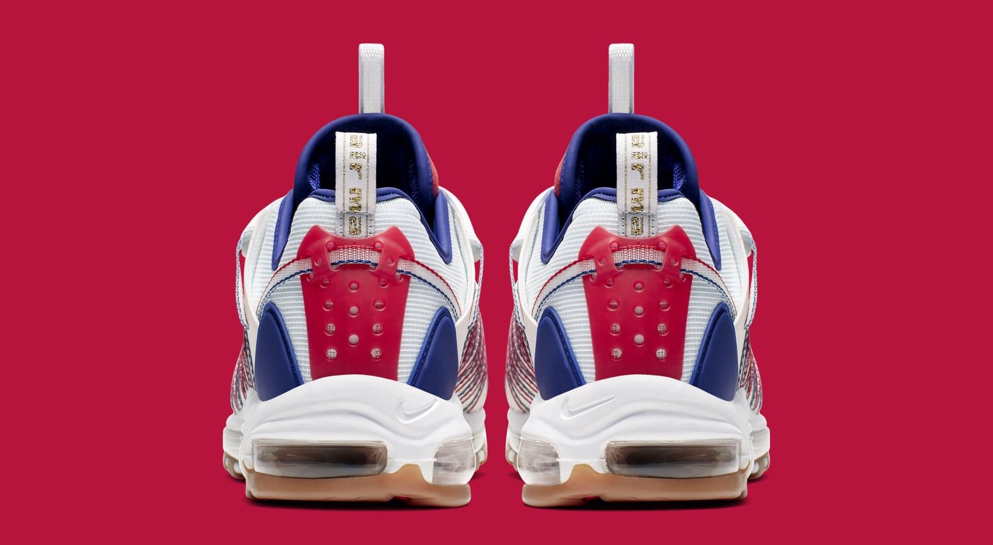 CLOT x Nike Air Max 97/Haven AO2134-101 (Heel)
