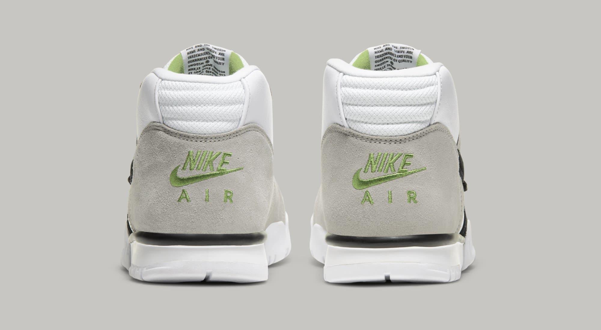 Nike SB Trainer 1 'Chlorophyll' CW8604-001 Heel