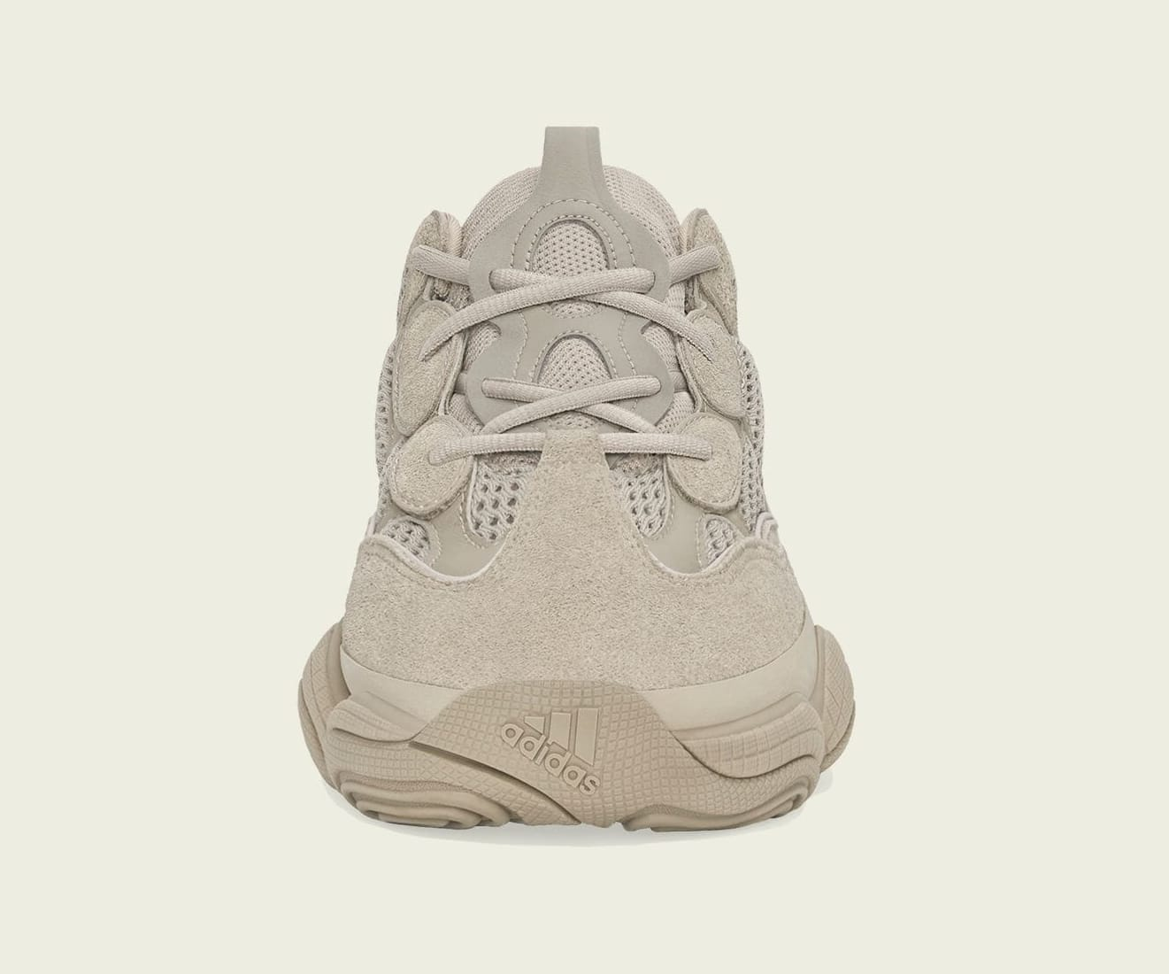 Adidas Yeezy 500 'Taupe Light' Front