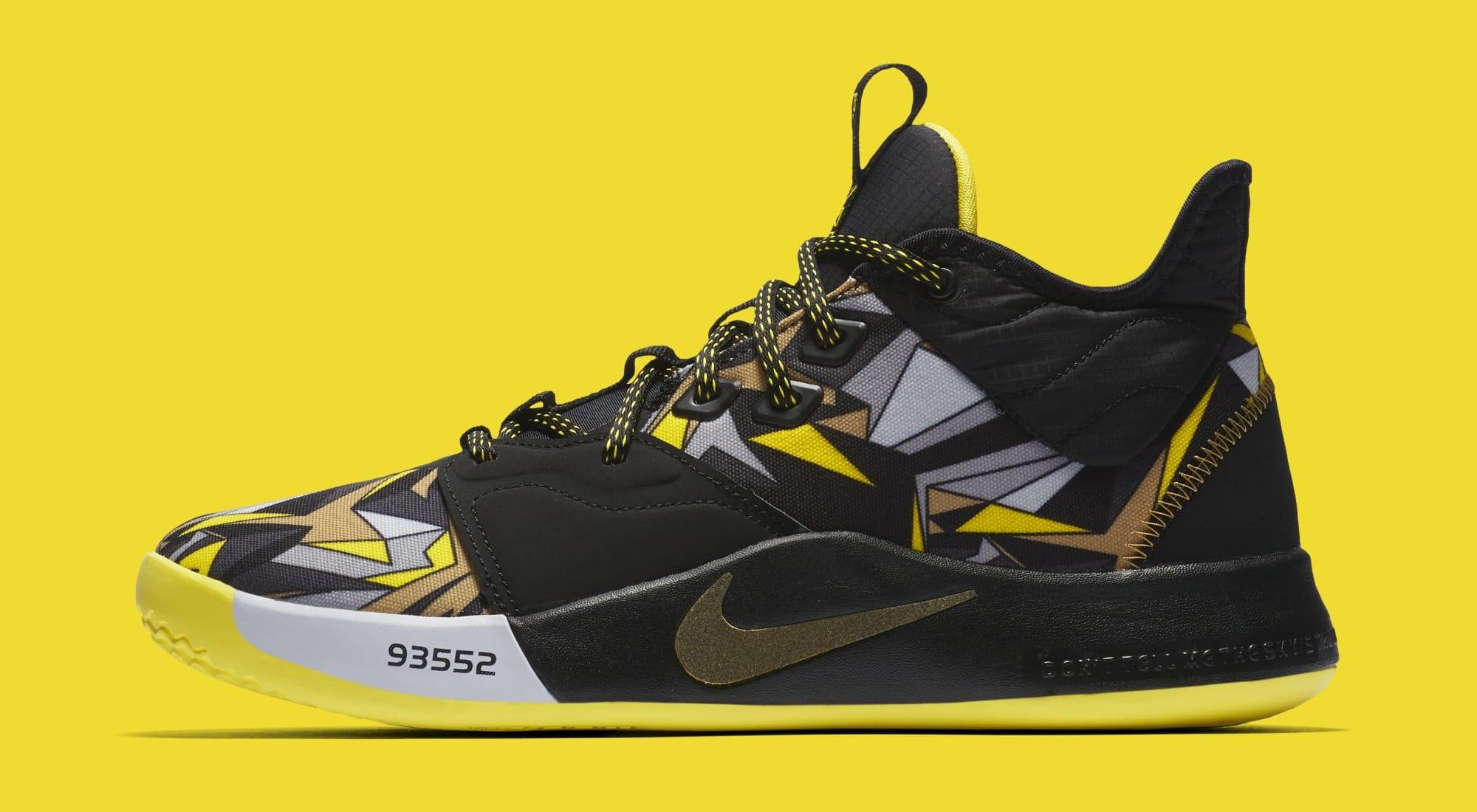 fe8949b05069 Nike PG 3  Mamba Mentality  Multi-Color Opti Yellow AO2607-900 ...