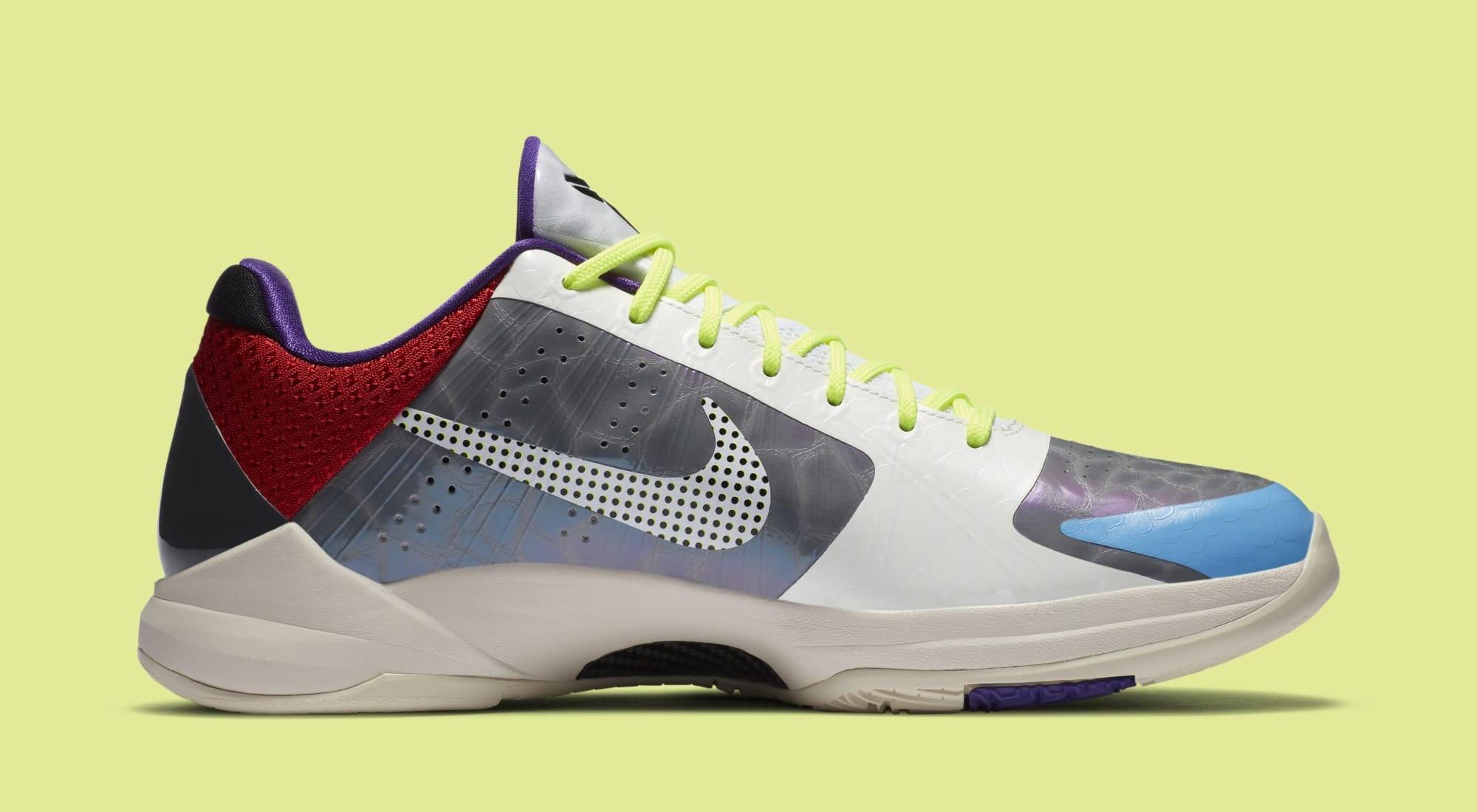 Nike Kobe 5 Protro PJ Tucker PE CD4991-004 (Medial)