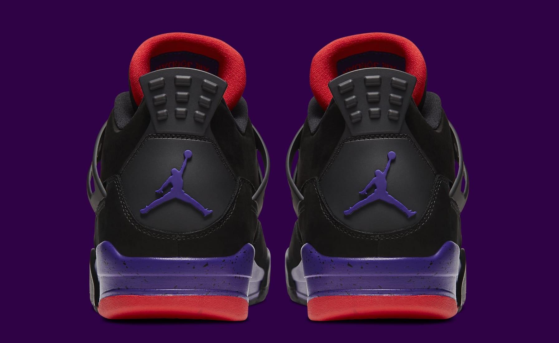 Air Jordan 4 Retro 'Raptors' AQ3816-056 Heel