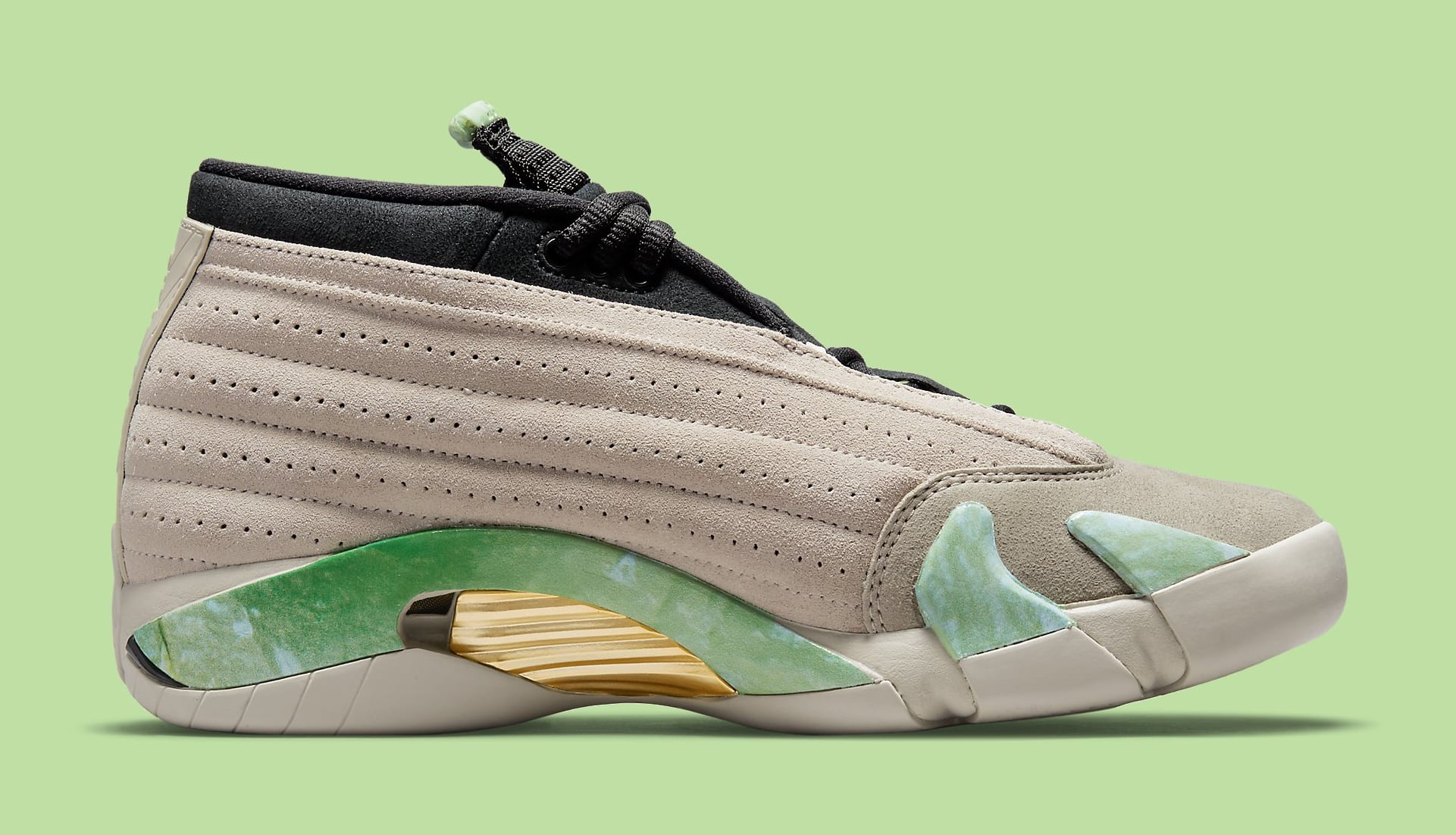 Aleali May x Air Jordan 14 XIV Low SP Release Date August 2021   Sole  Collector