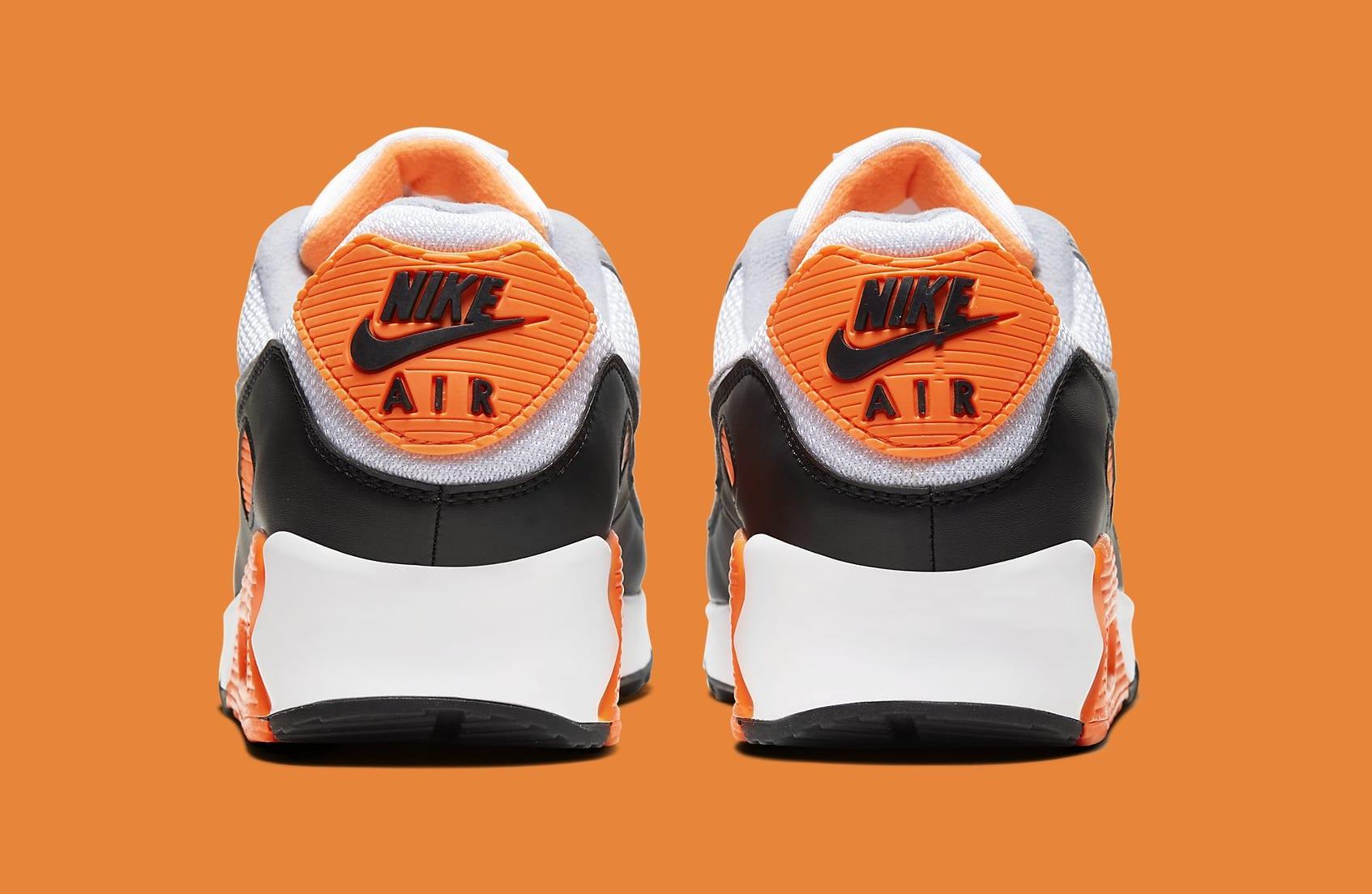 air max 90 donna arancione
