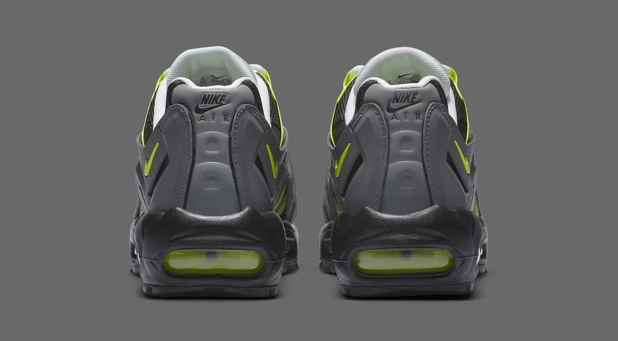 Nike Air Max 95 NDSTRKT 'Neon' CZ3591-002 Heel