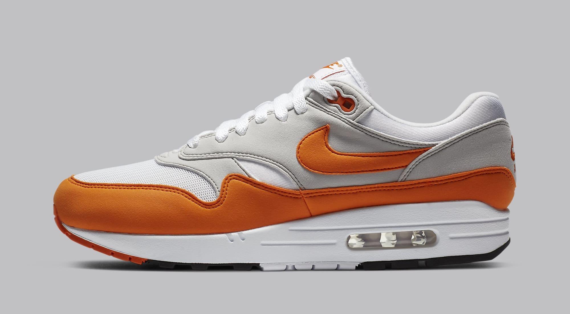 Nike Air Max 1 'Magma Orange' DC1454-101 Lateral