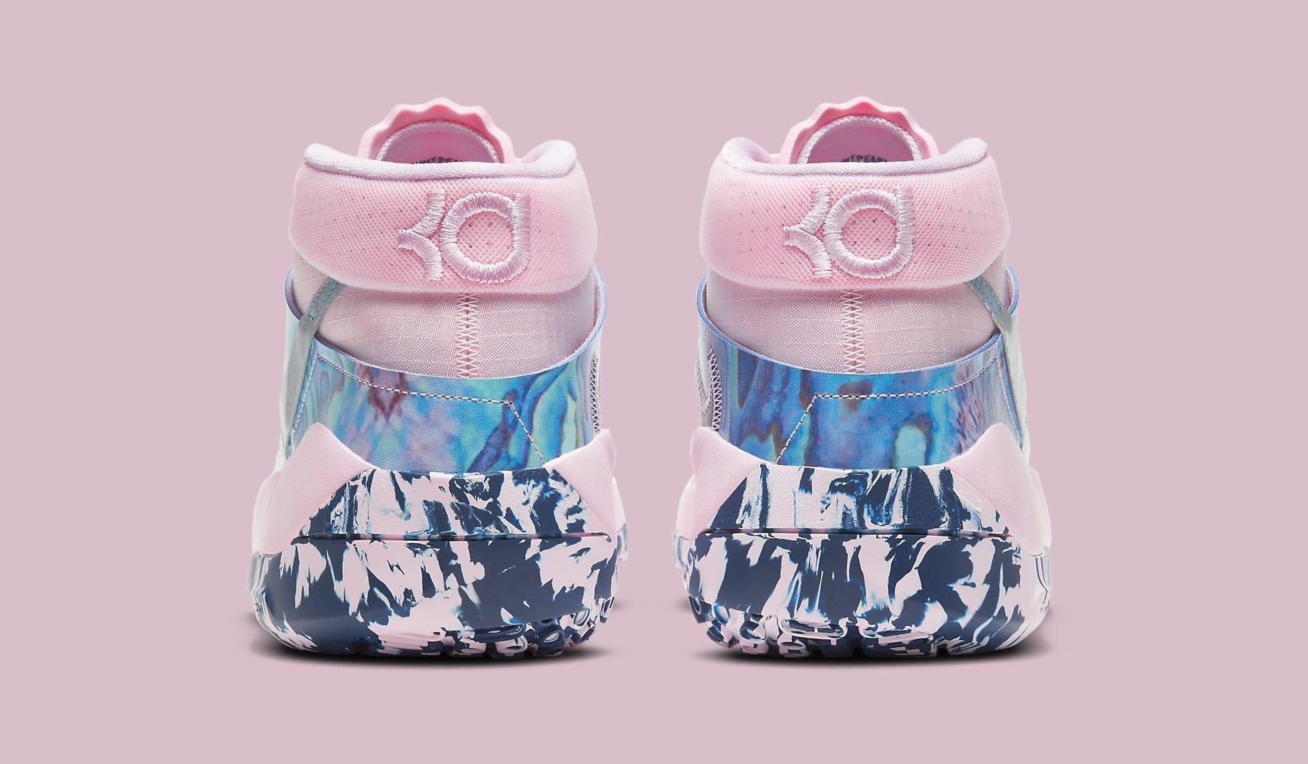 Nike KD 13 'Aunt Pearl' DC0011-600 Heel