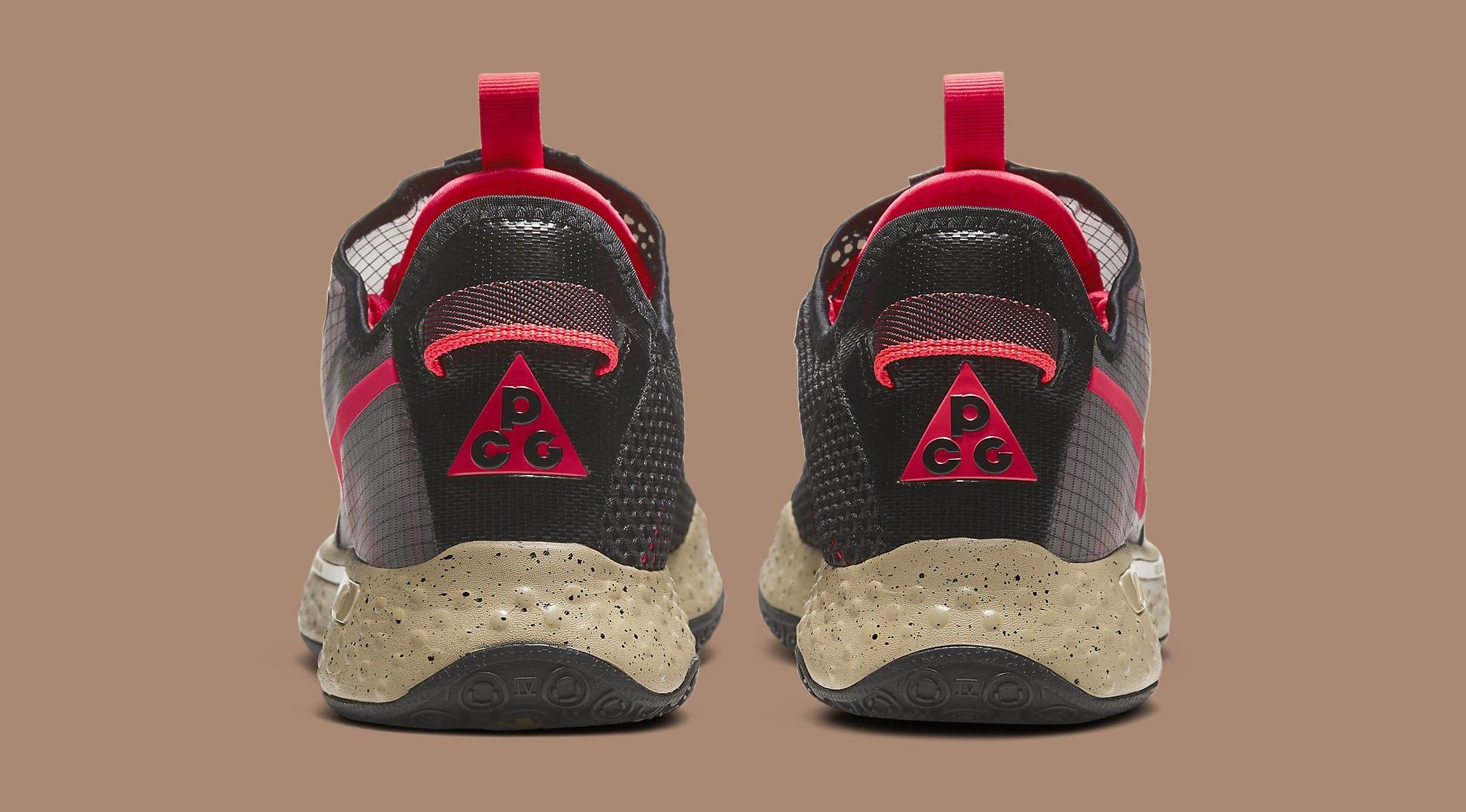 Nike PG 4 'PCG' CZ2241-900 Heel