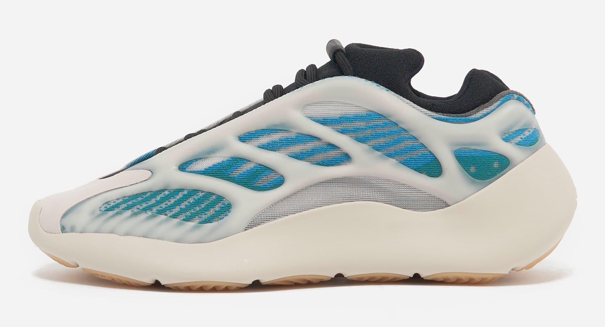 Adidas Yeezy 700 V3 'Kyanite' Lateral