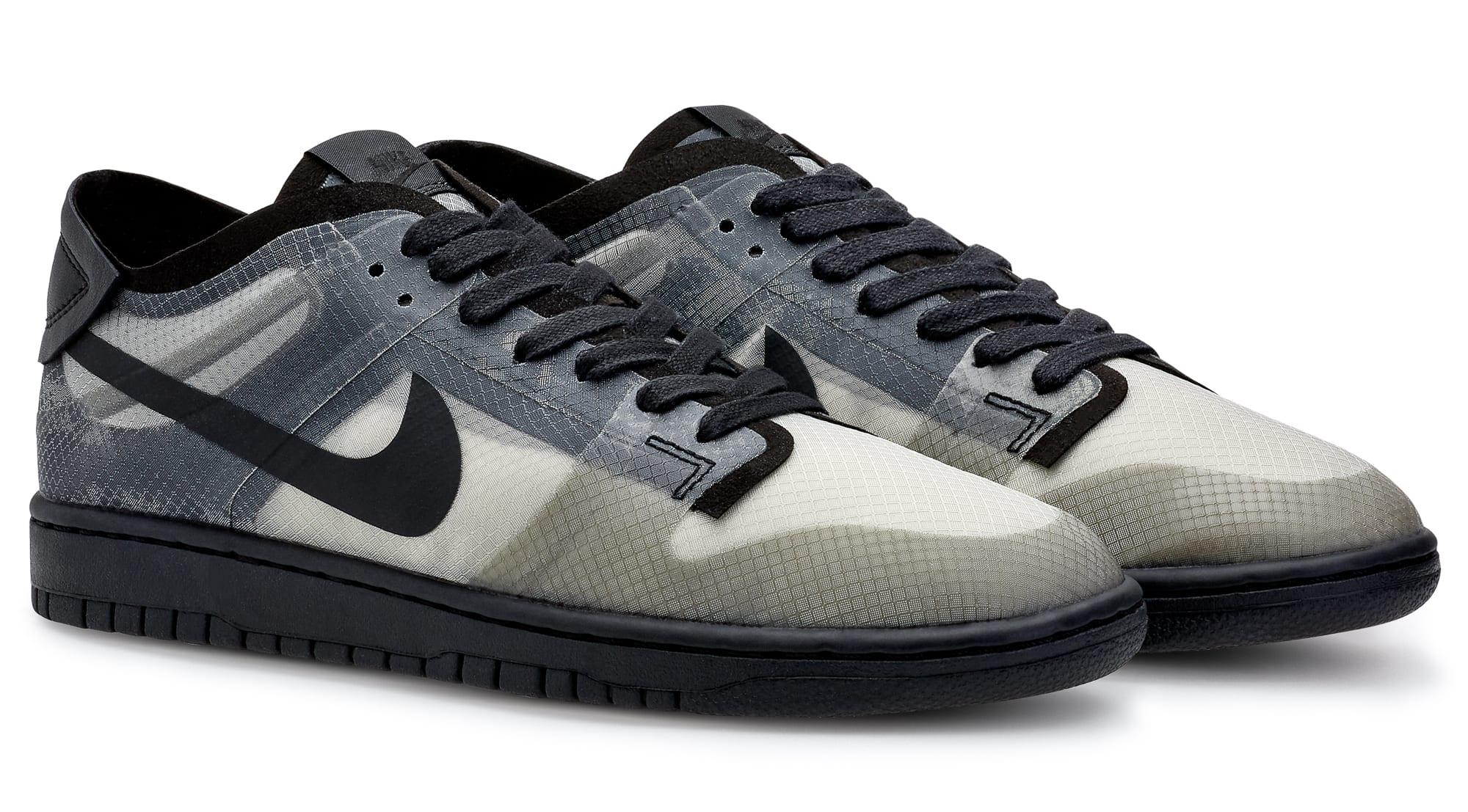 Comme Des Garcons x Nike Dunk Low Pair