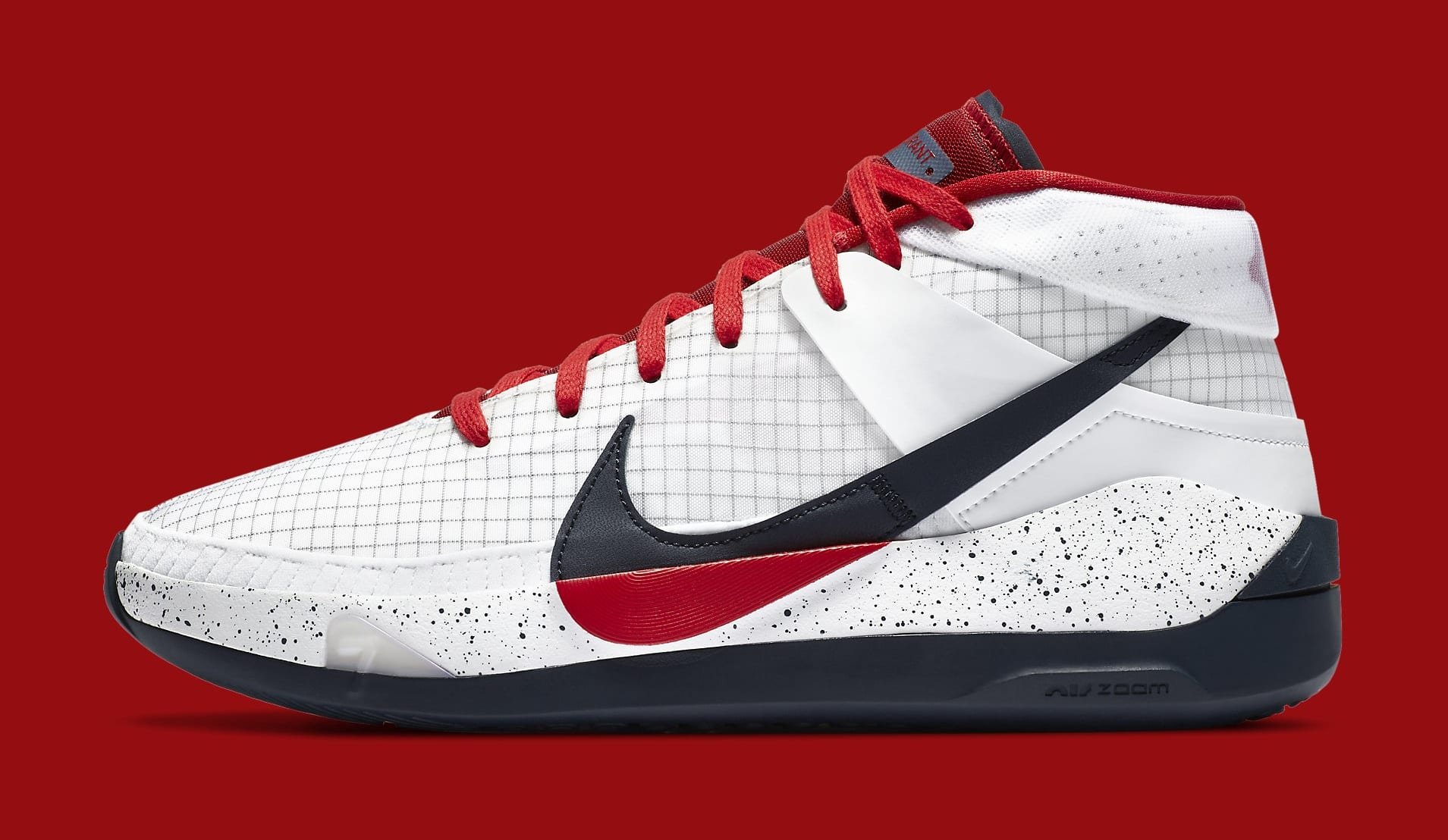 Nike KD 13 'USA' CI9949-101 Lateral