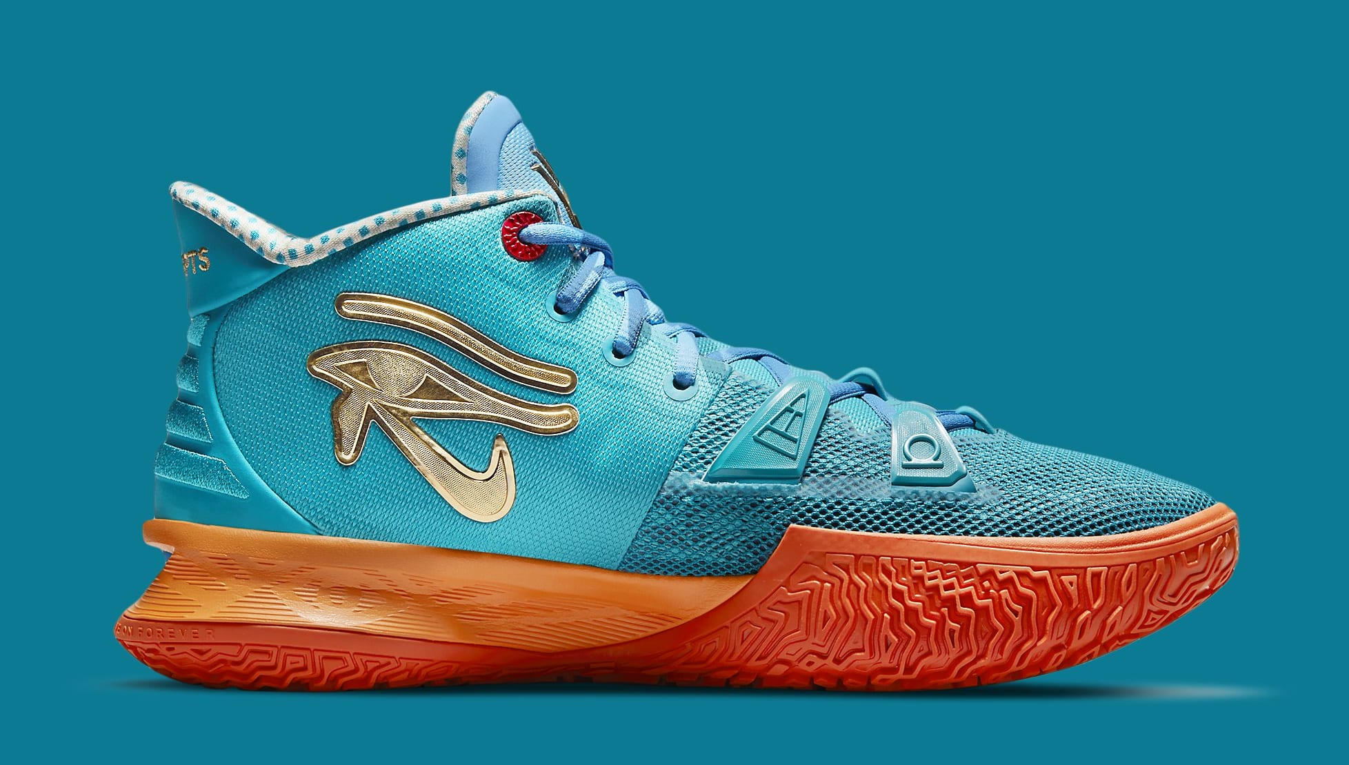 Concepts x Nike Kyrie 7 CT1137-900 Medial