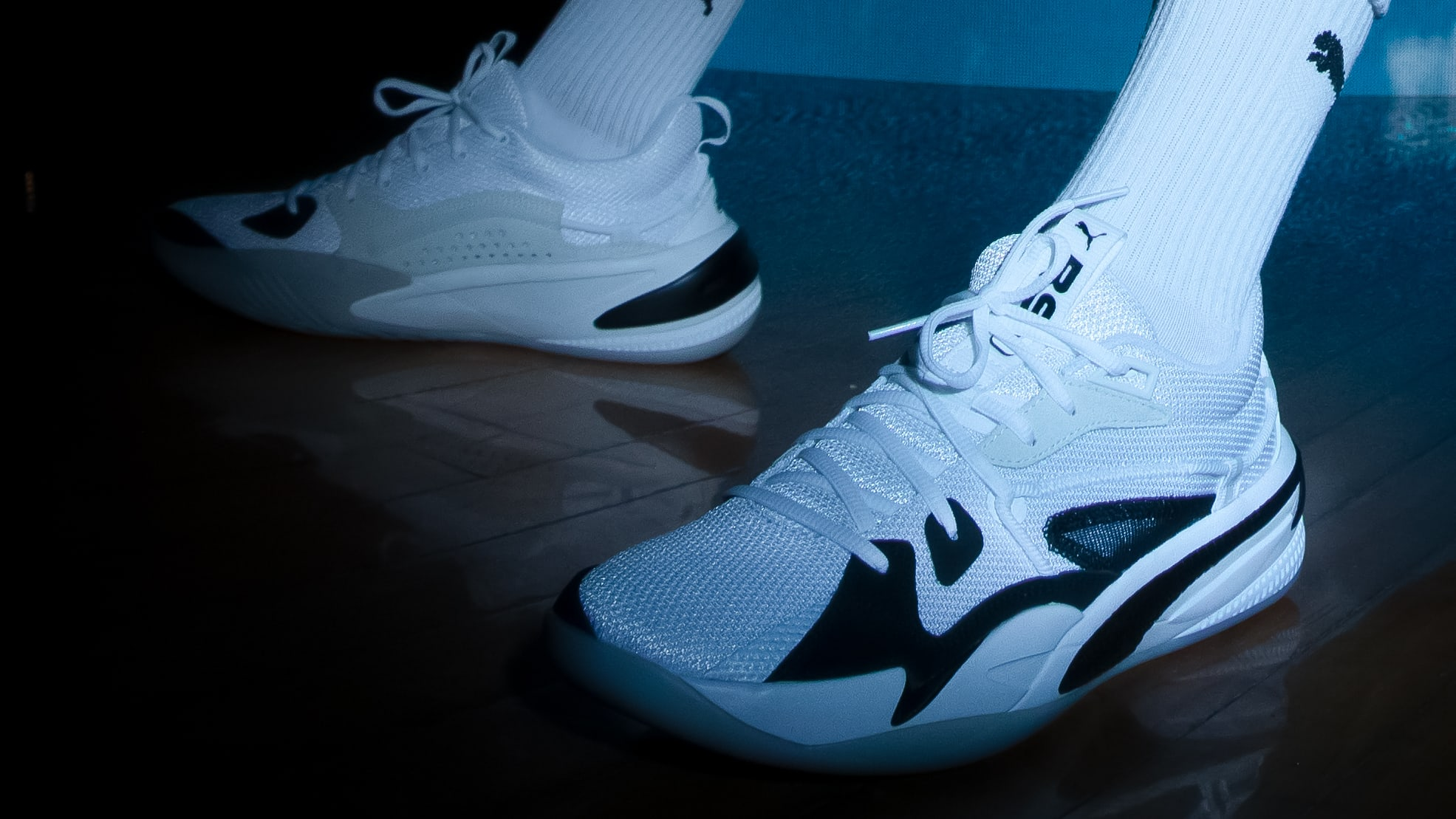 J. Cole Puma RS-Dreamer 'Ebony and Ivory' 193990_01