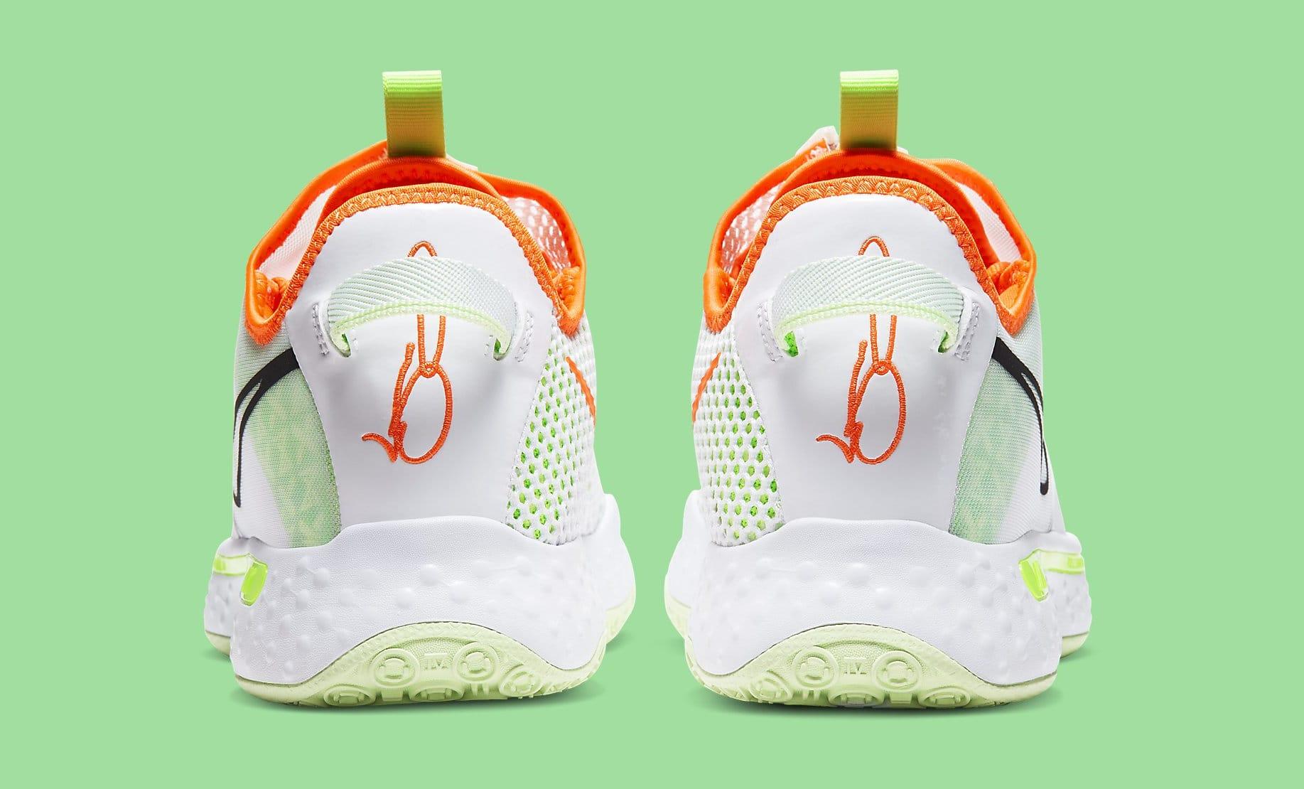 Gatorade x Nike PG 4 CD5086-100 Heel