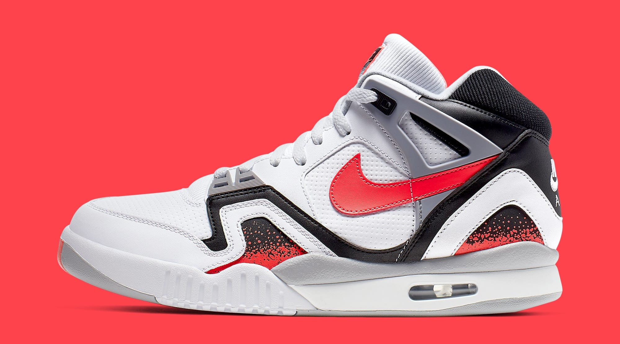 Nike Air Tech Challenge 2 'Hot Lava' CJ1437-100 (Lateral)