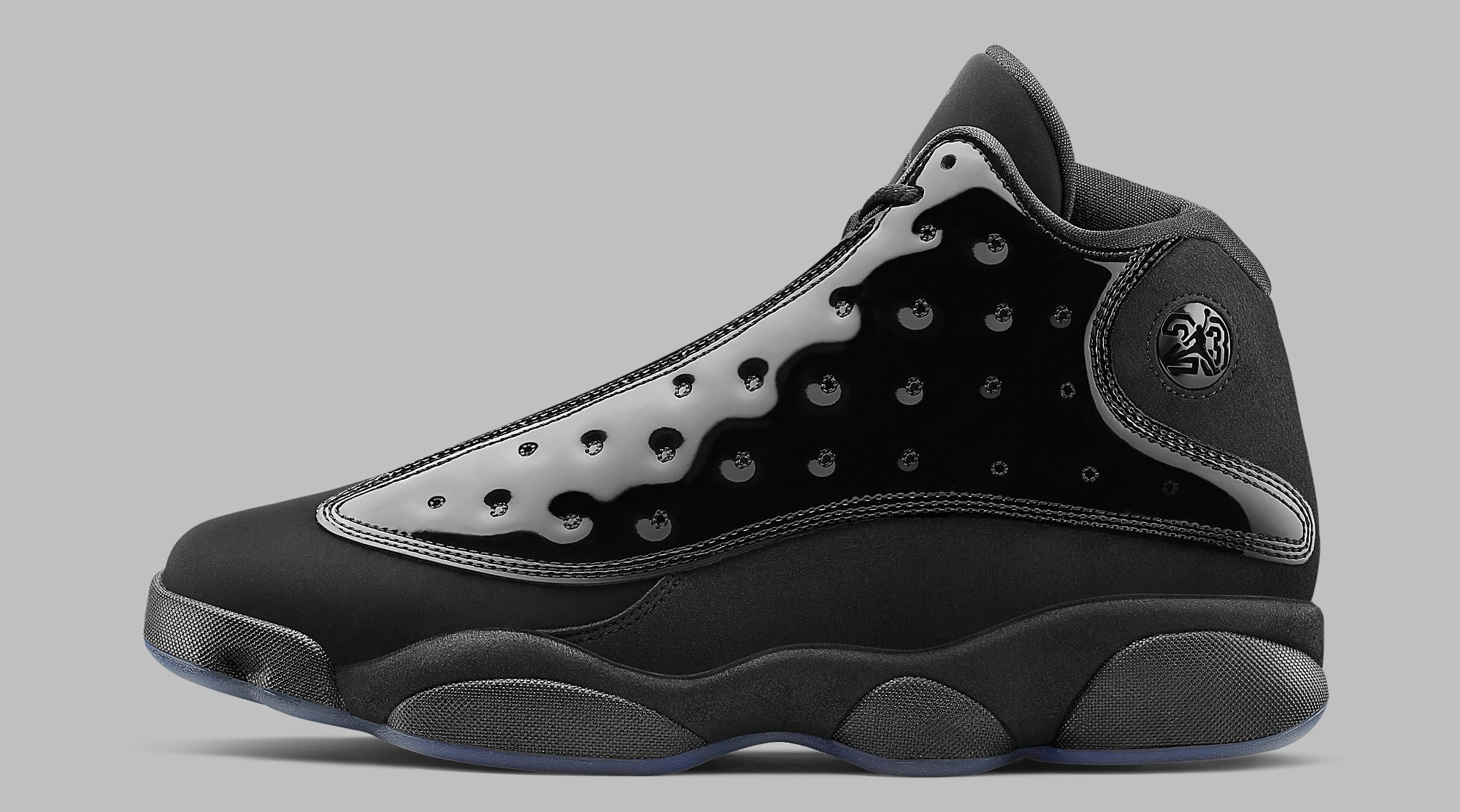 on sale 9fb2c 2d9f1 Air Jordan 13 Retro  Cap and Gown  414571-012 Lateral