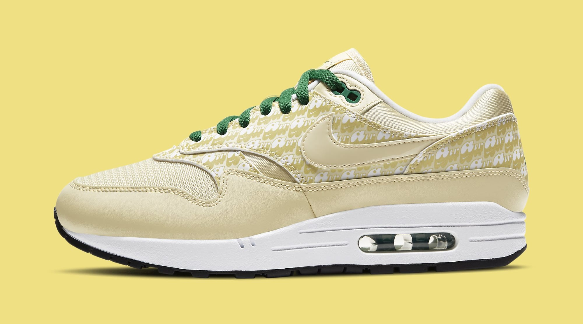 Nike Air Max 1 'Lemonade' CJ0609-700 Lateral