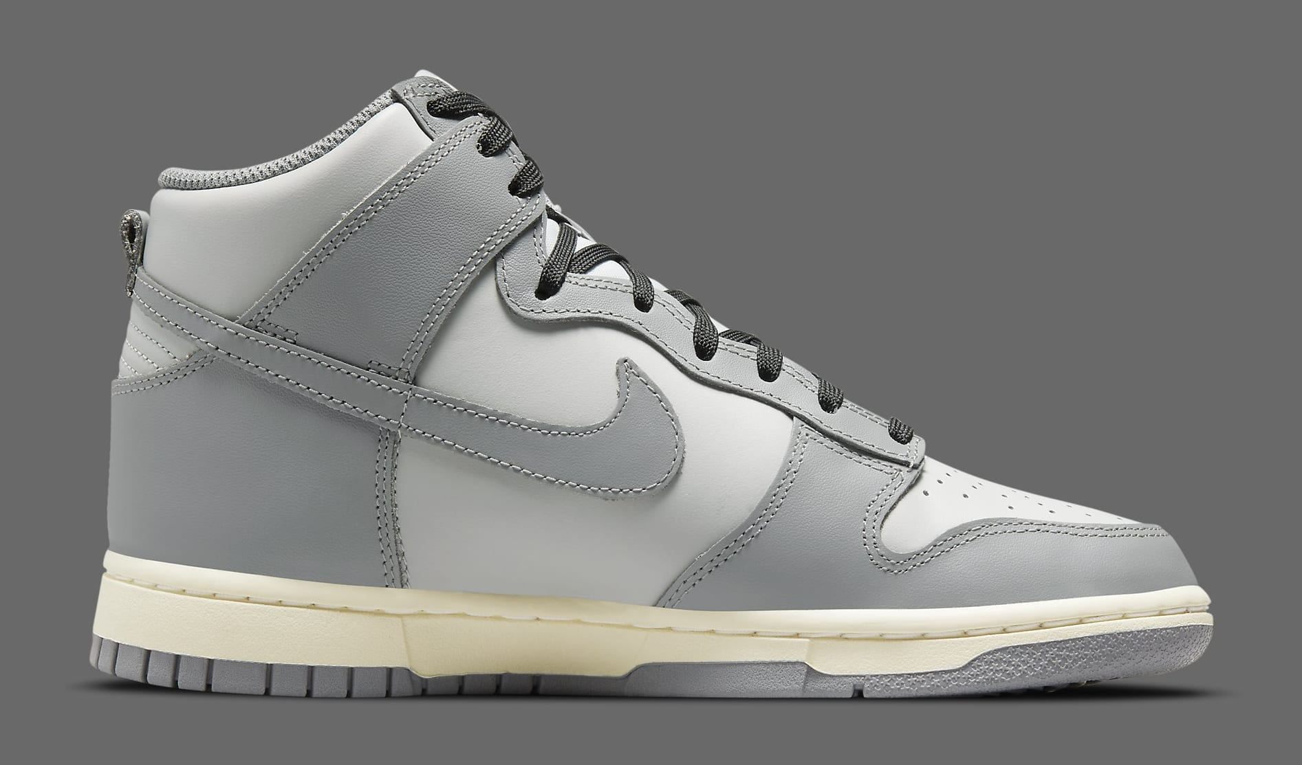 Nike Dunk High 'Grey' DD1869-001 Medial