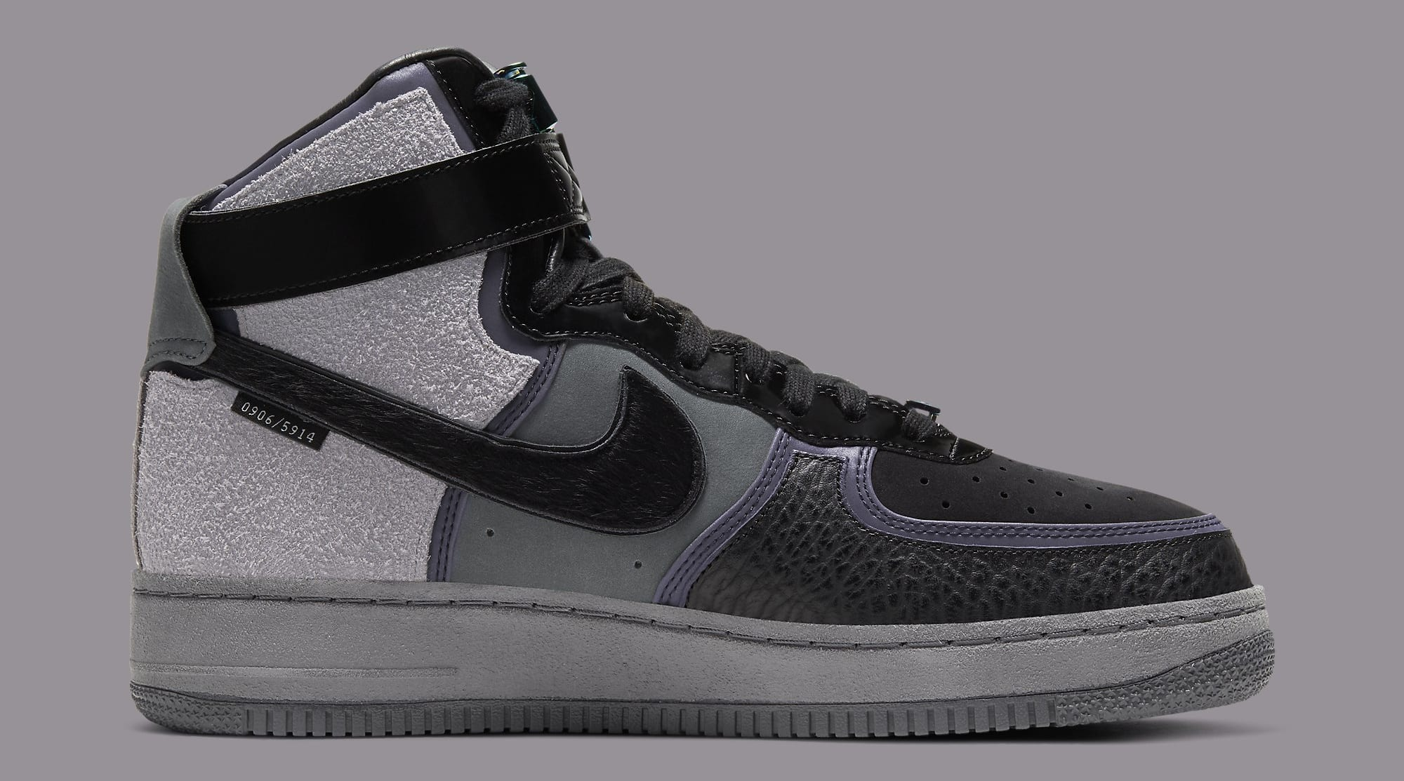 A Ma Maniére x Nike Air Force 1 Pack Release Date CT6665 001