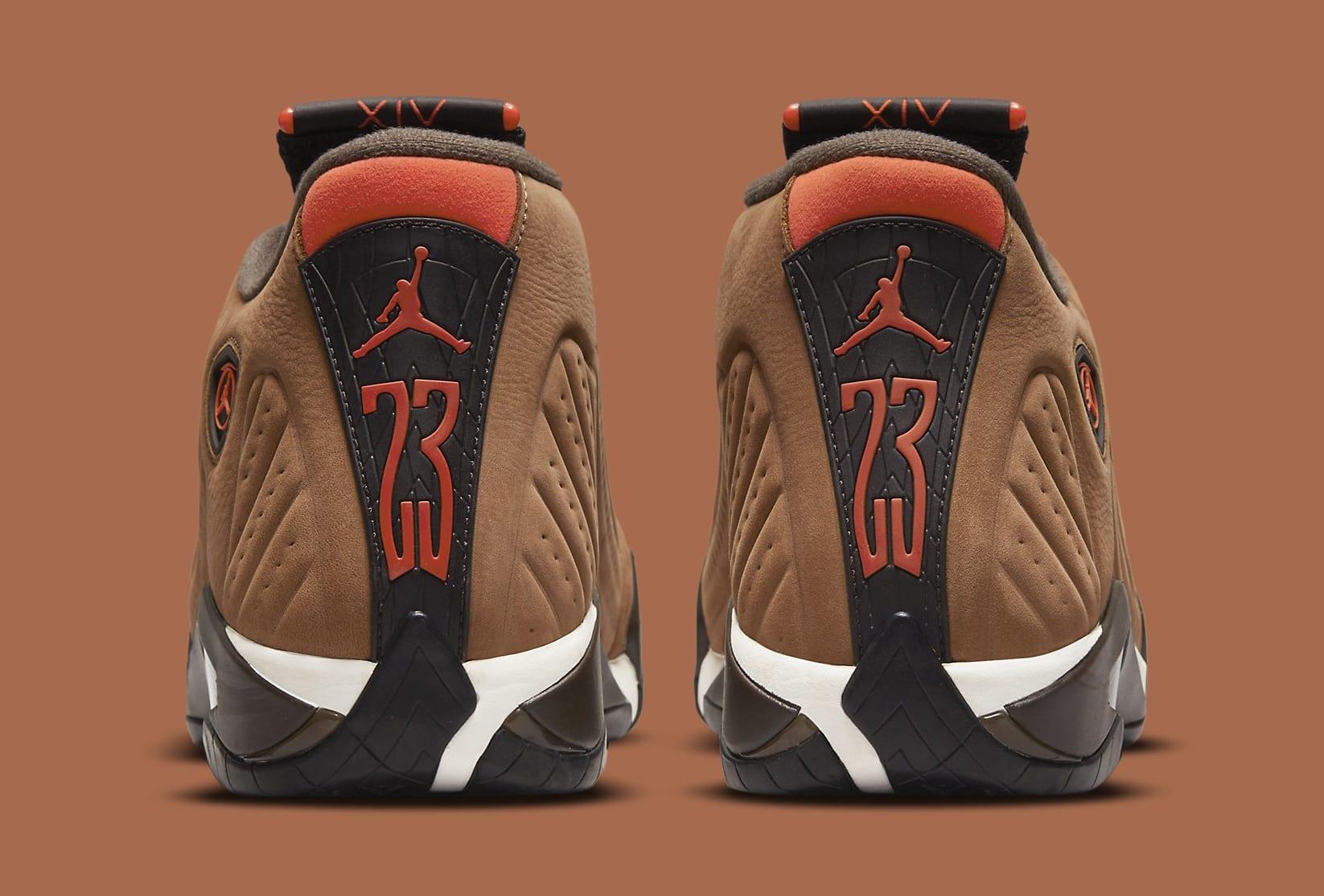 Air Jordan 14 'Winterized' DO9406 200 Heel