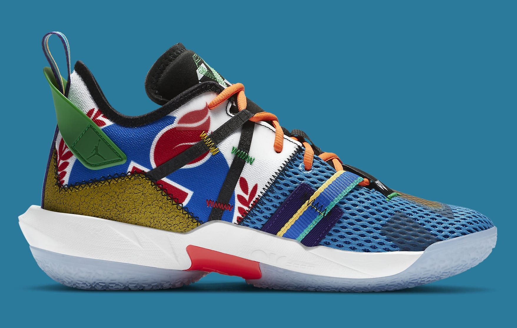 Jordan Why Not Zer0.4 Multicolor Release Date DD1133-103 Medial